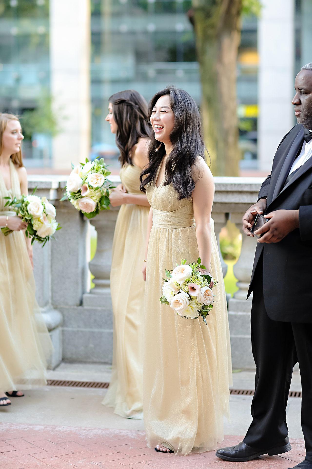 Joie Nikhil Indianapolis Christian Wedding 168