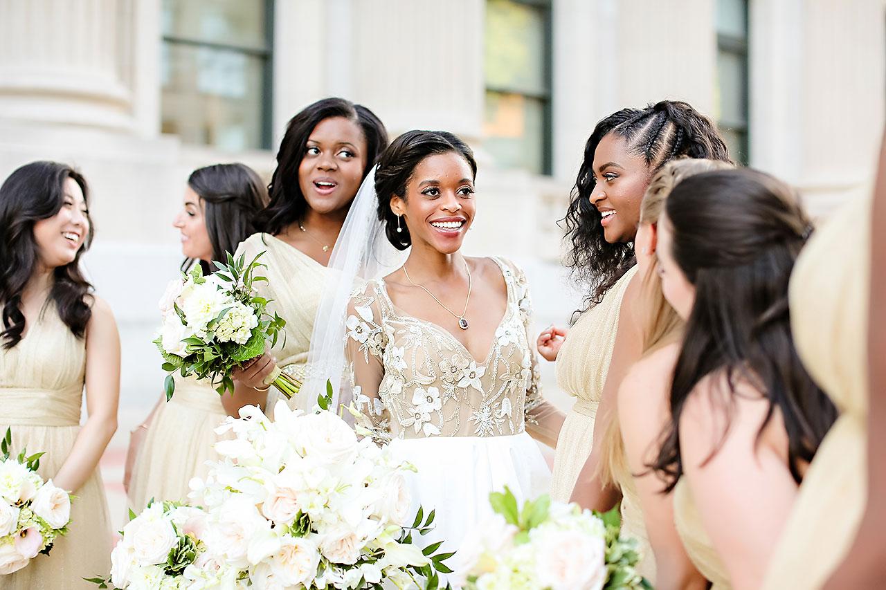 Joie Nikhil Indianapolis Christian Wedding 164
