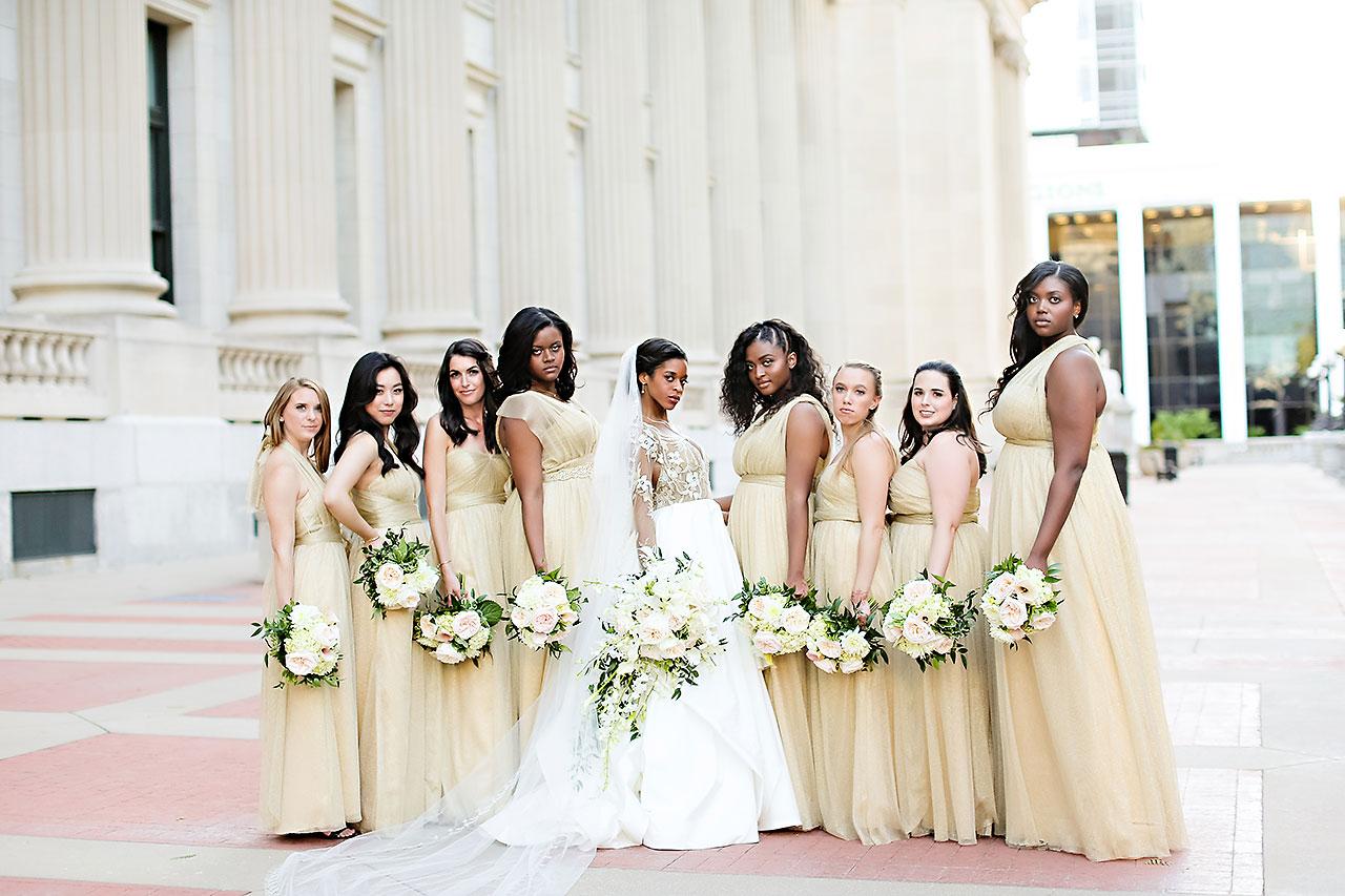 Joie Nikhil Indianapolis Christian Wedding 165