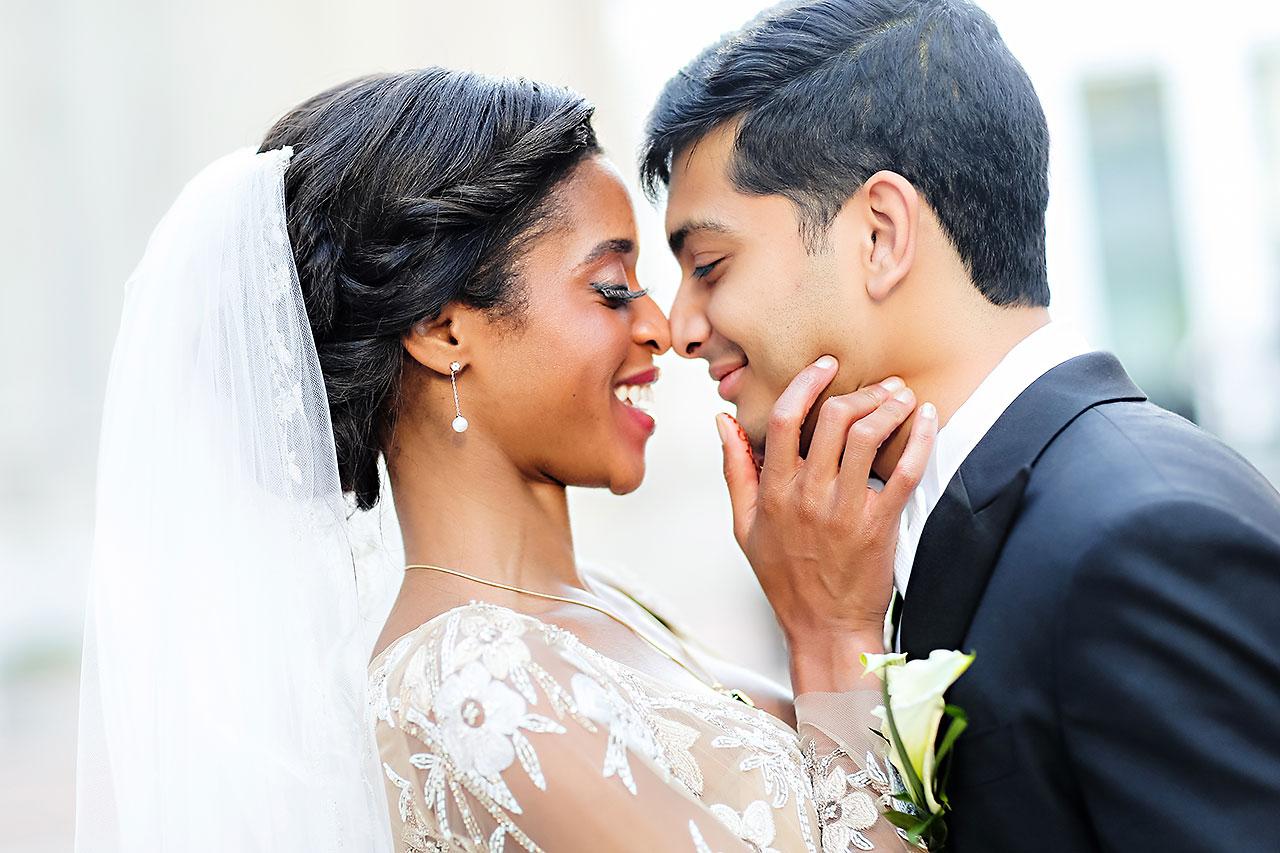 Joie Nikhil Indianapolis Christian Wedding 163