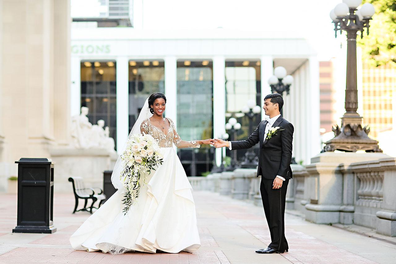Joie Nikhil Indianapolis Christian Wedding 160