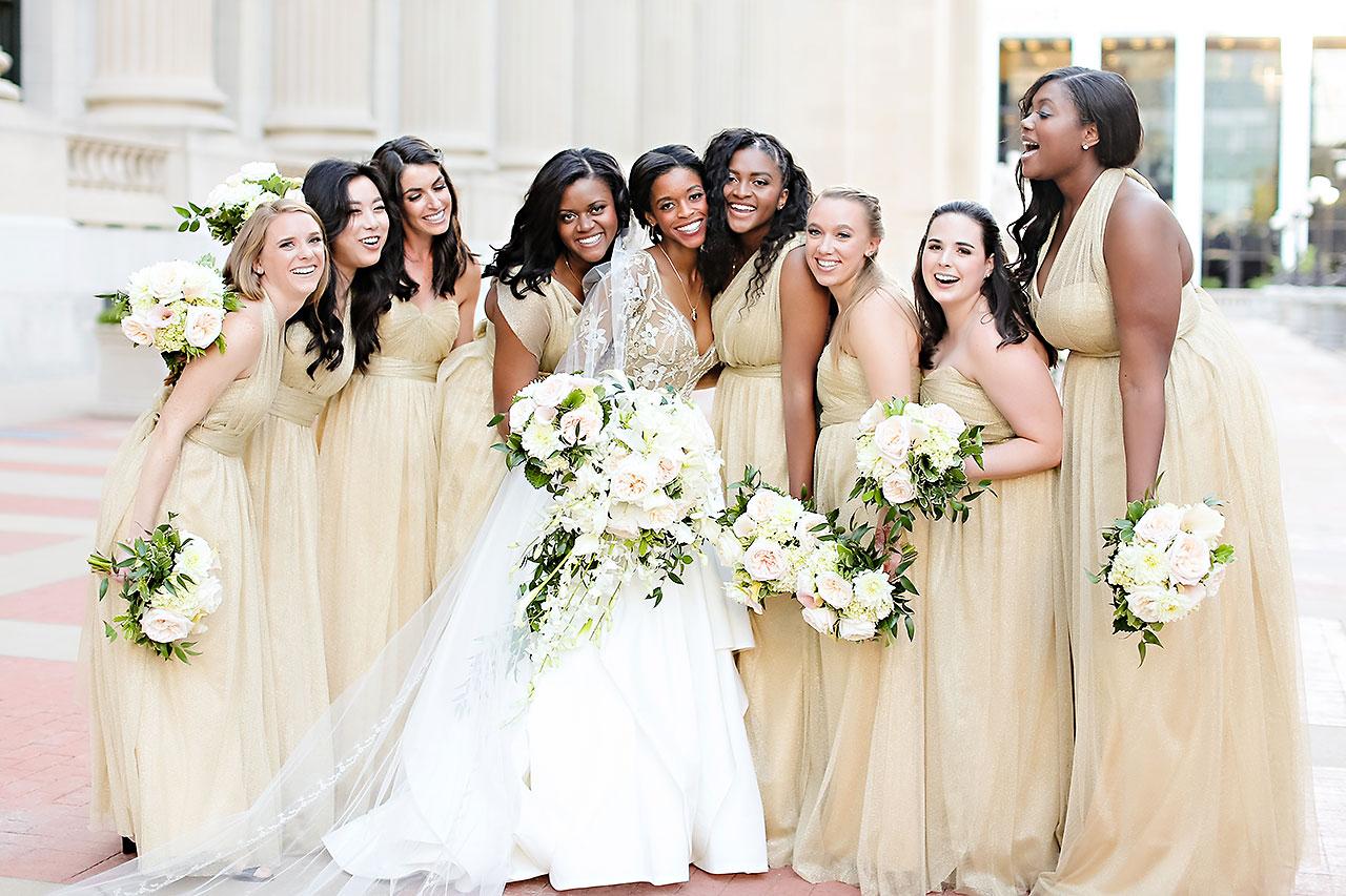 Joie Nikhil Indianapolis Christian Wedding 157