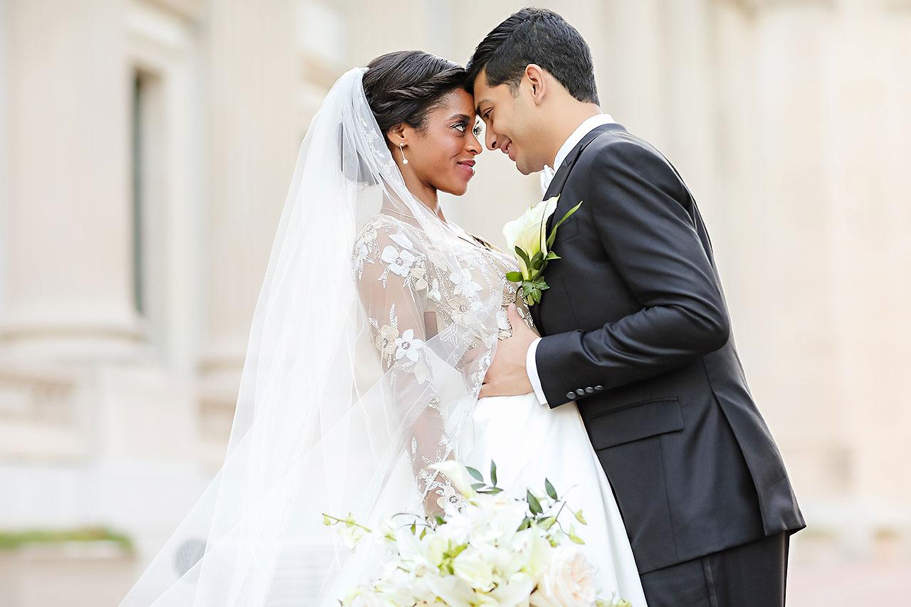 Joie Nikhil Indianapolis Christian Wedding 158