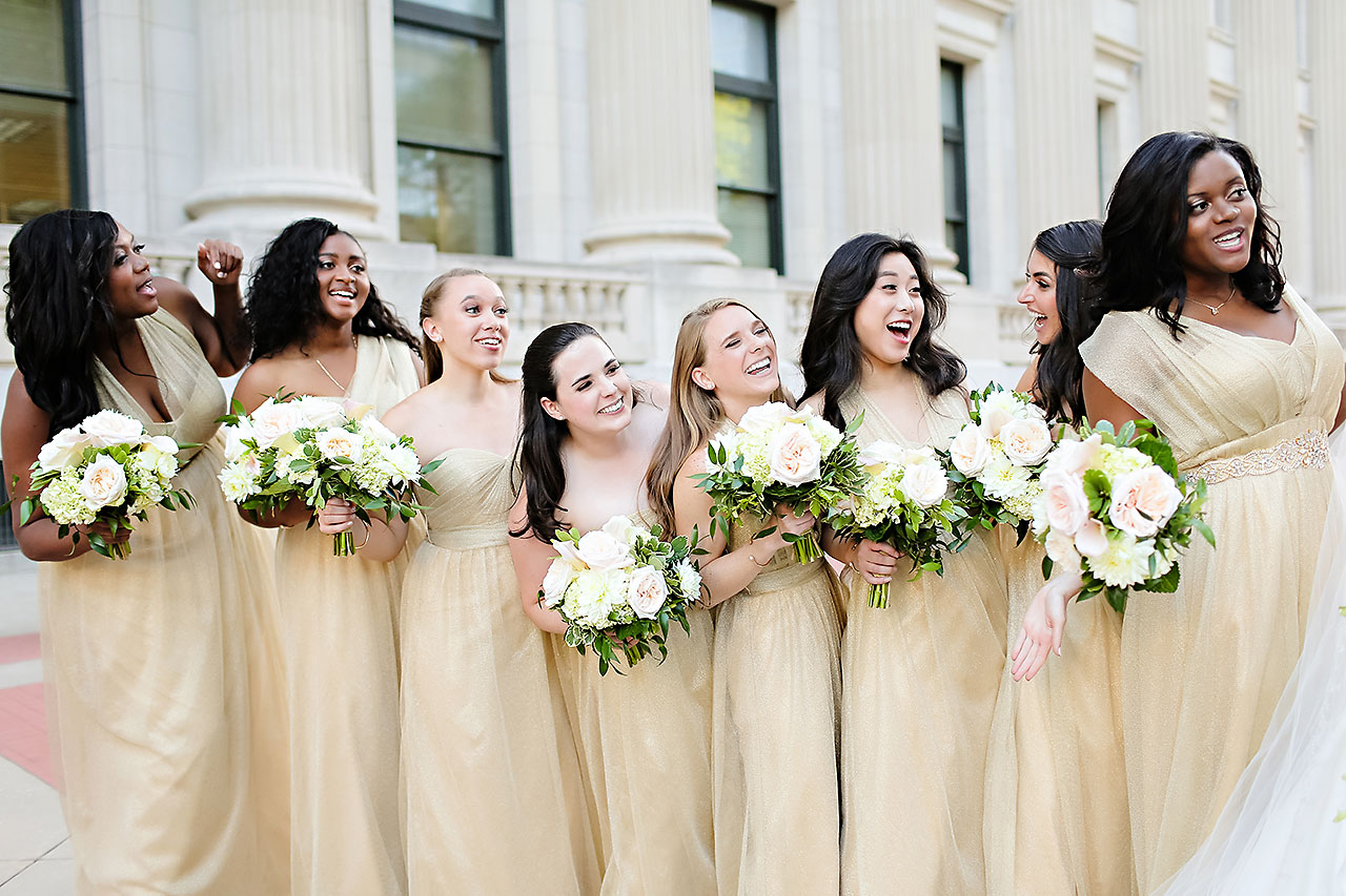 Joie Nikhil Indianapolis Christian Wedding 154
