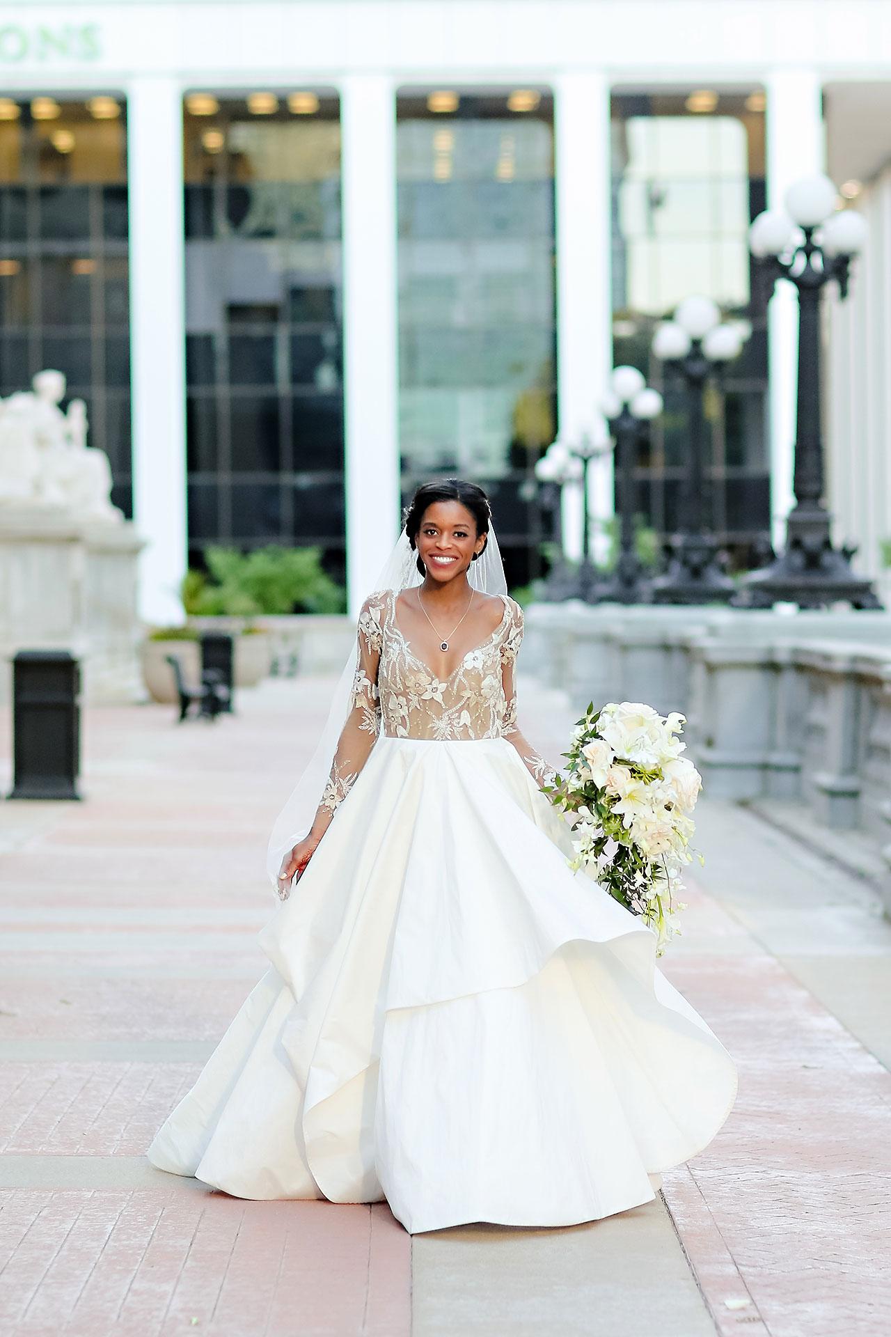 Joie Nikhil Indianapolis Christian Wedding 151
