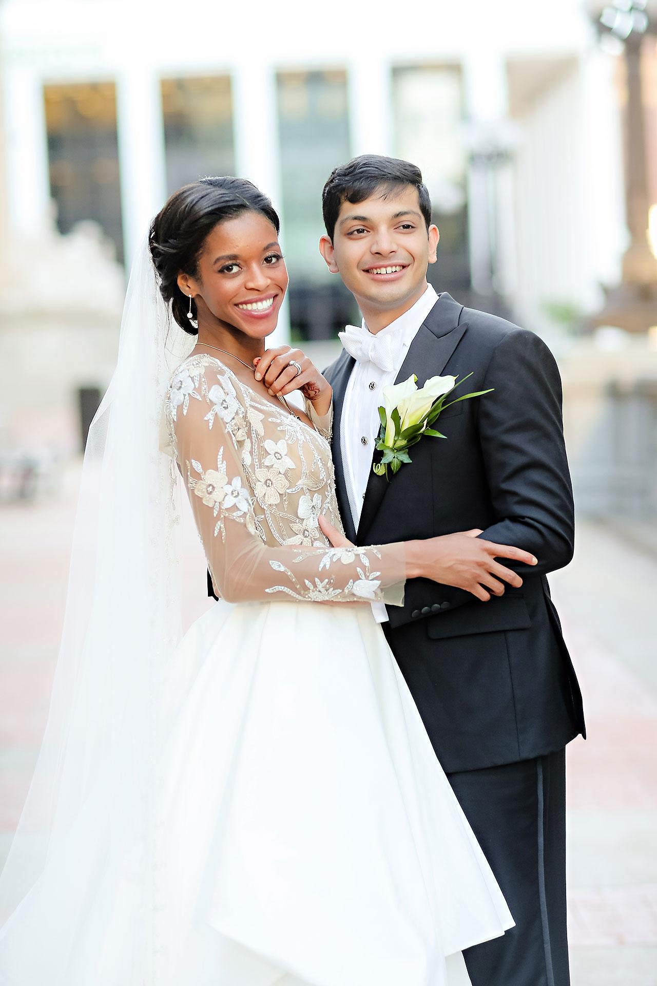 Joie Nikhil Indianapolis Christian Wedding 152