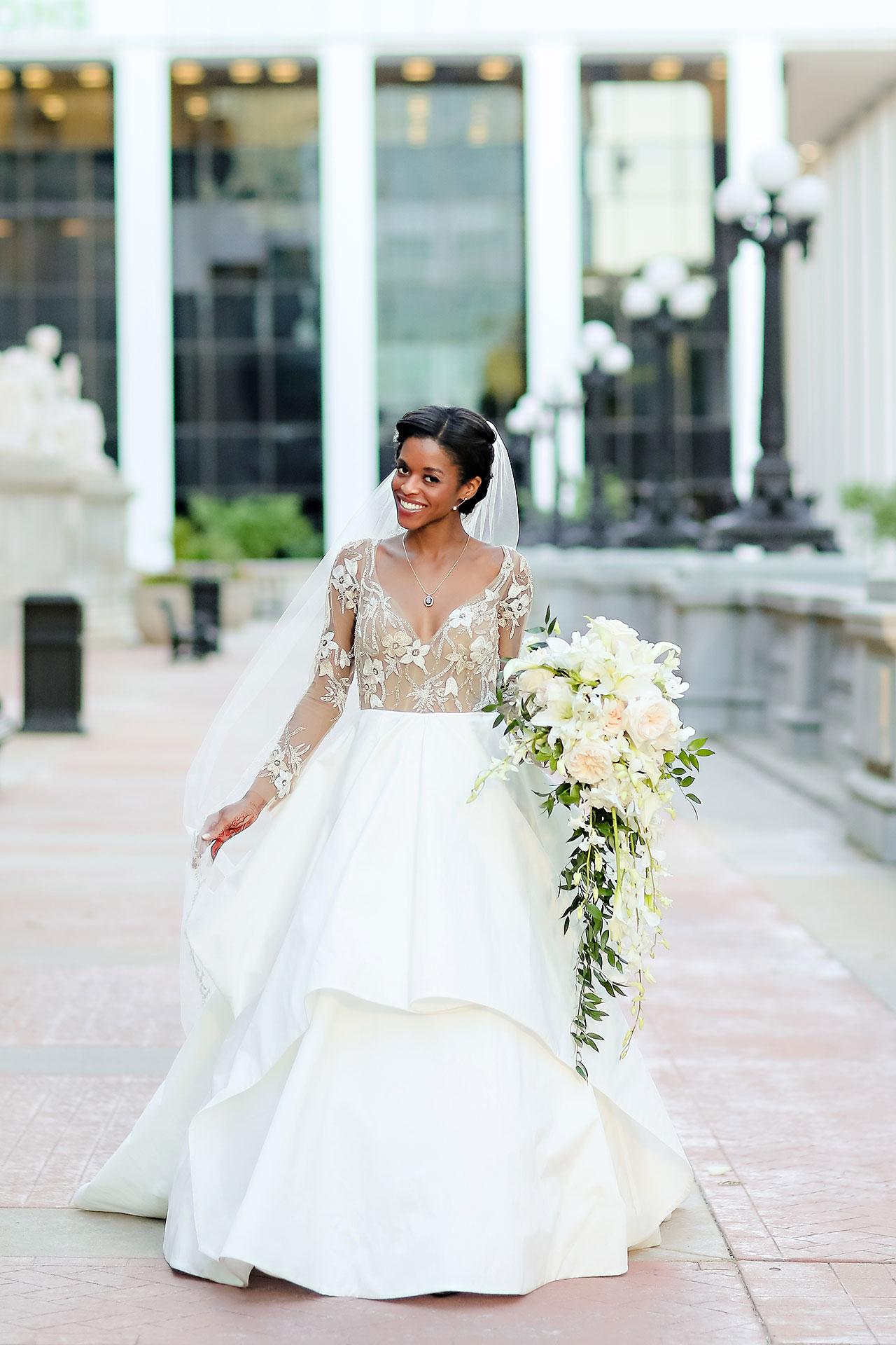 Joie Nikhil Indianapolis Christian Wedding 153