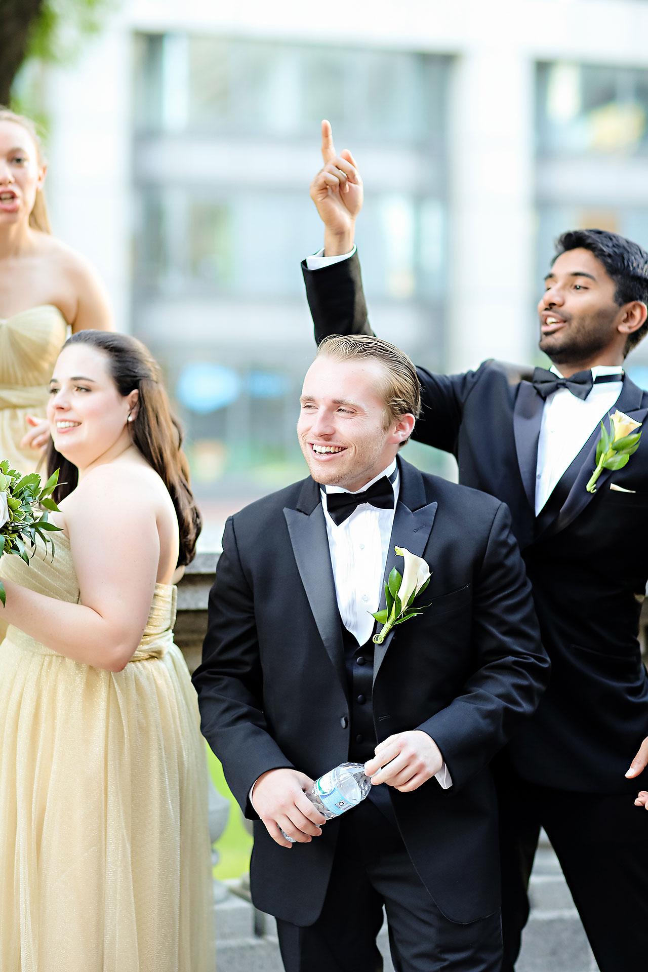 Joie Nikhil Indianapolis Christian Wedding 149
