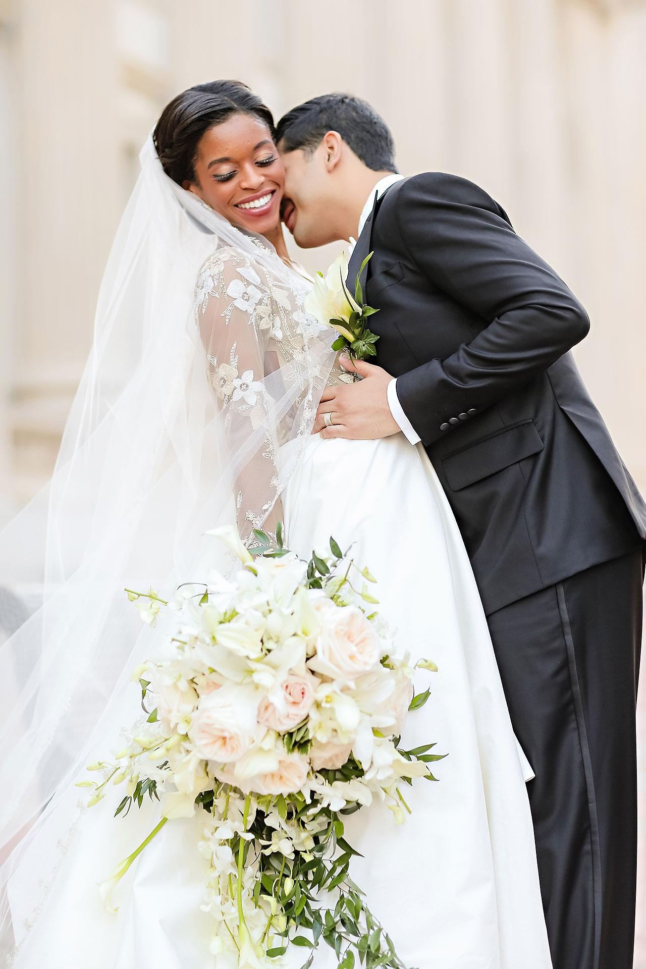 Joie Nikhil Indianapolis Christian Wedding 150