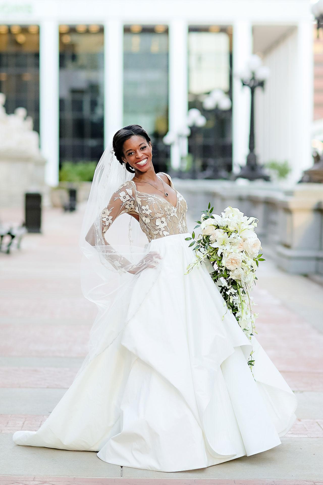 Joie Nikhil Indianapolis Christian Wedding 147