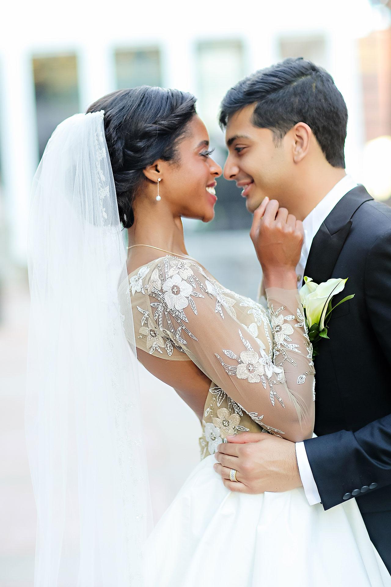 Joie Nikhil Indianapolis Christian Wedding 148