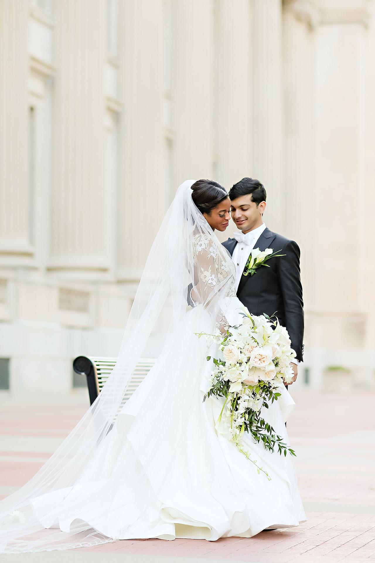 Joie Nikhil Indianapolis Christian Wedding 145