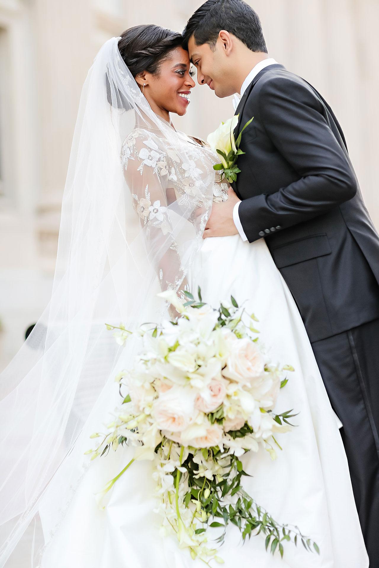 Joie Nikhil Indianapolis Christian Wedding 142
