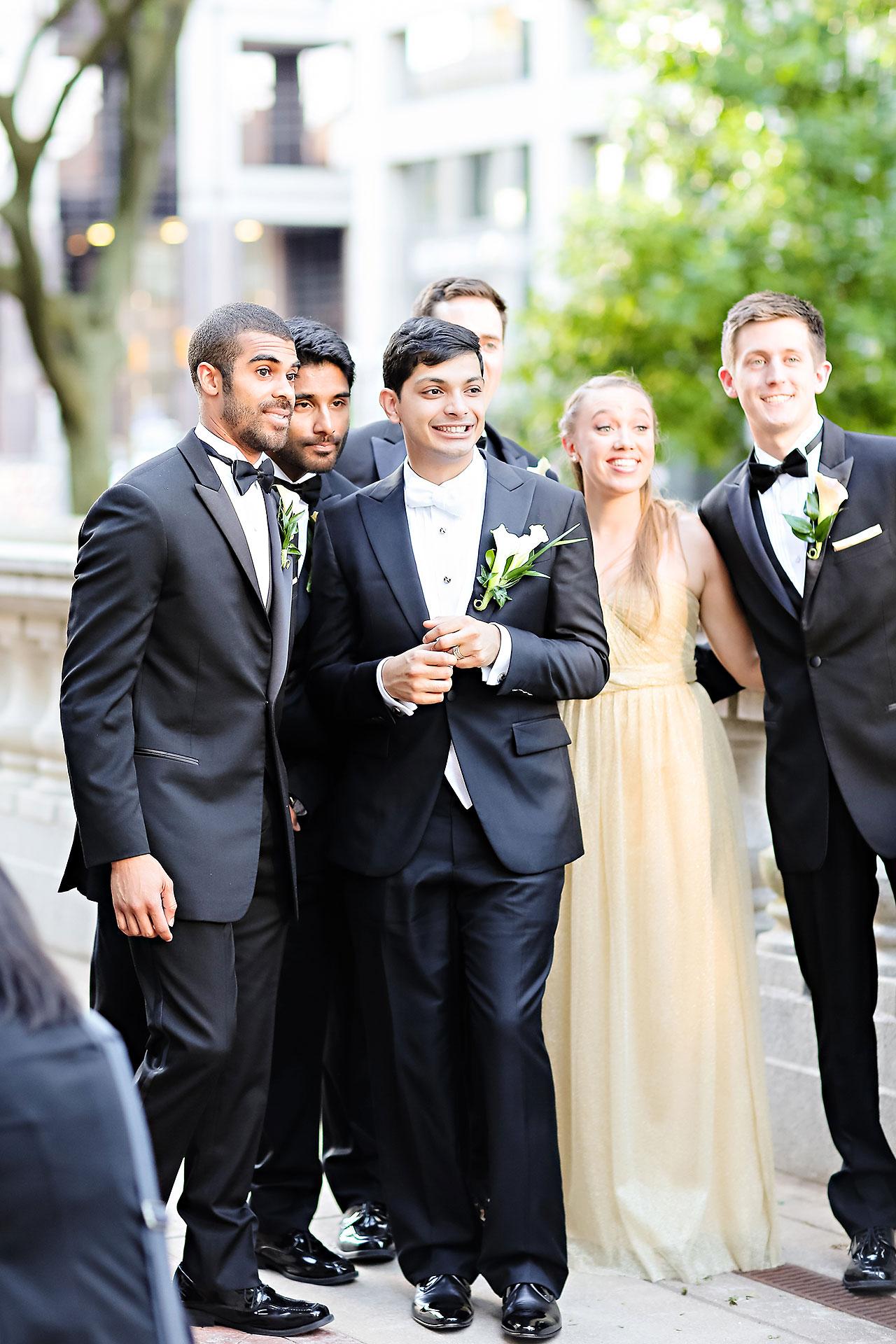 Joie Nikhil Indianapolis Christian Wedding 143