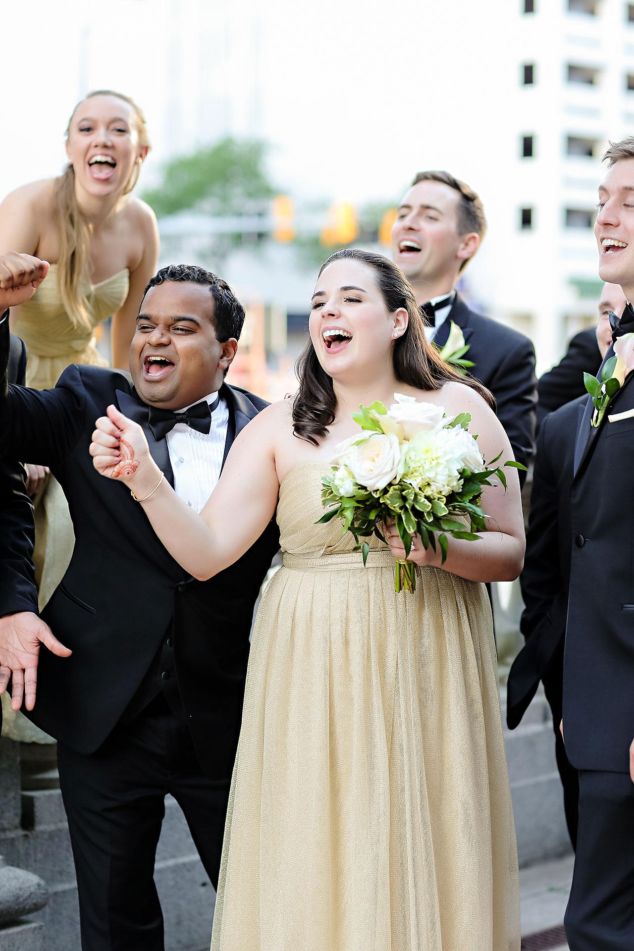 Joie Nikhil Indianapolis Christian Wedding 141