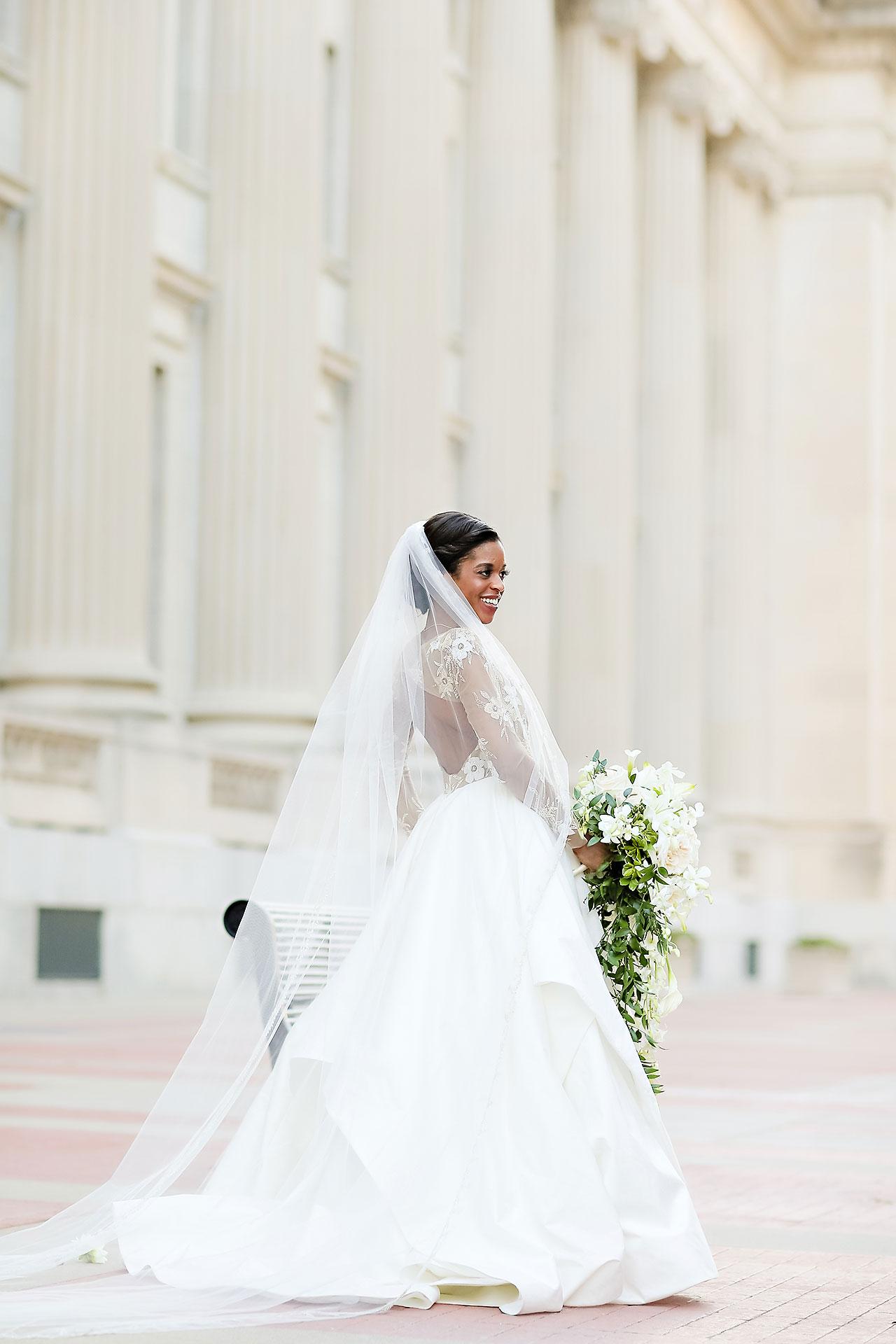 Joie Nikhil Indianapolis Christian Wedding 137