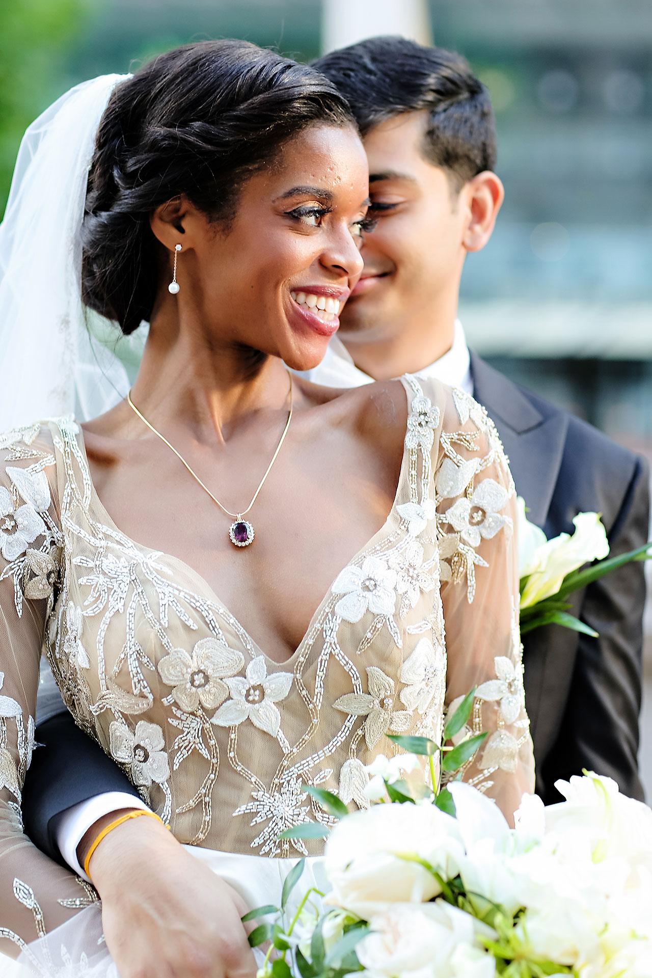 Joie Nikhil Indianapolis Christian Wedding 138