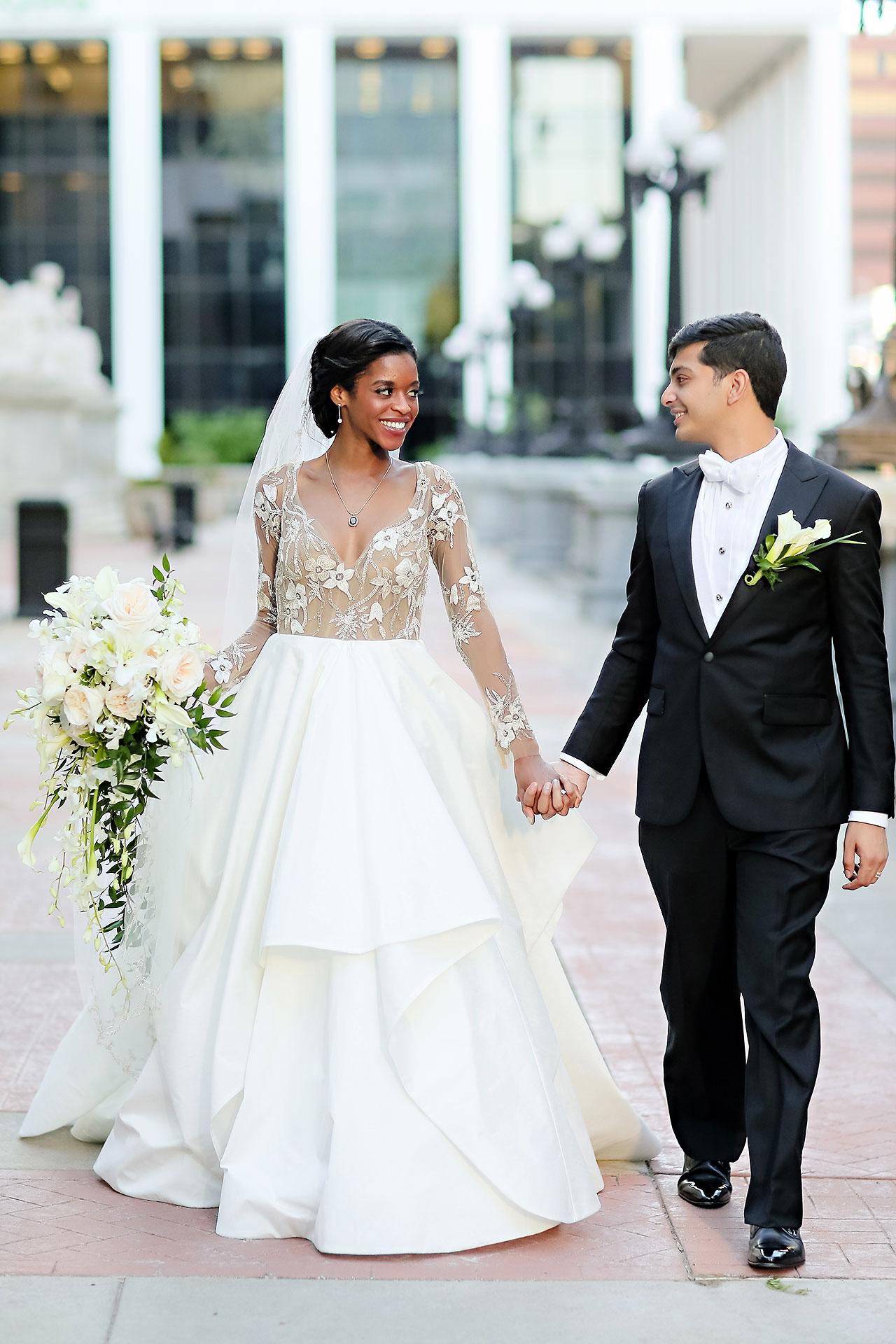 Joie Nikhil Indianapolis Christian Wedding 139