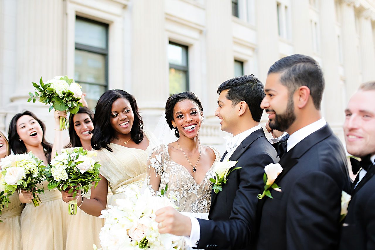 Joie Nikhil Indianapolis Christian Wedding 134