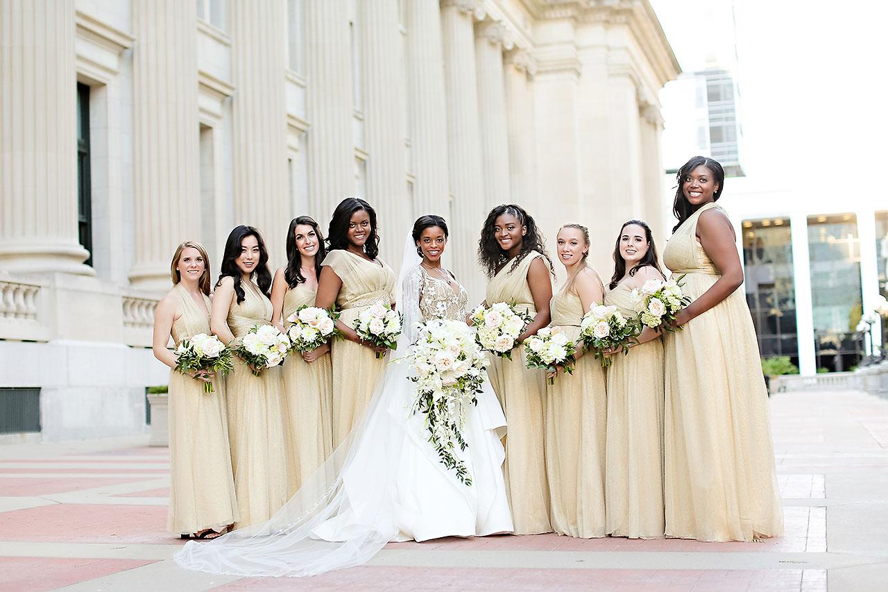 Joie Nikhil Indianapolis Christian Wedding 135