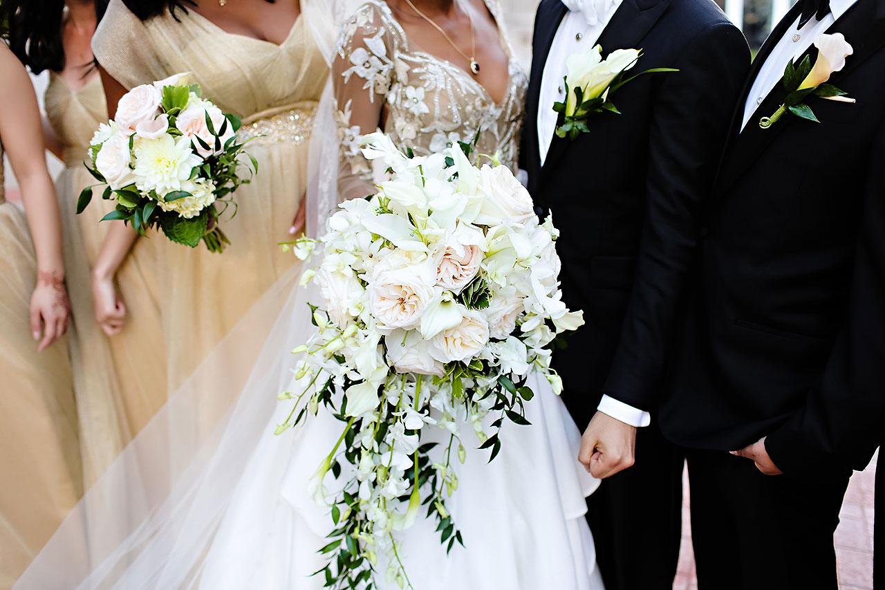 Joie Nikhil Indianapolis Christian Wedding 132