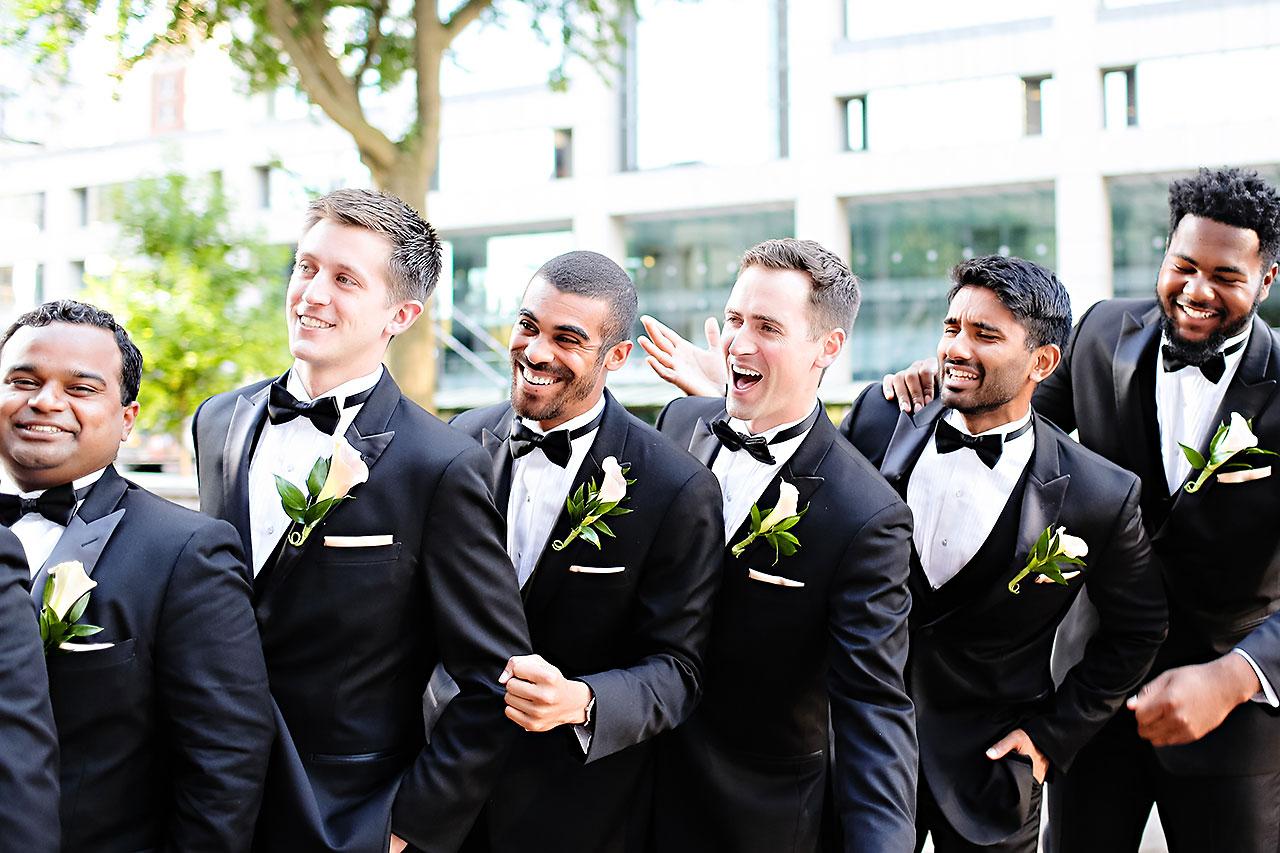 Joie Nikhil Indianapolis Christian Wedding 133