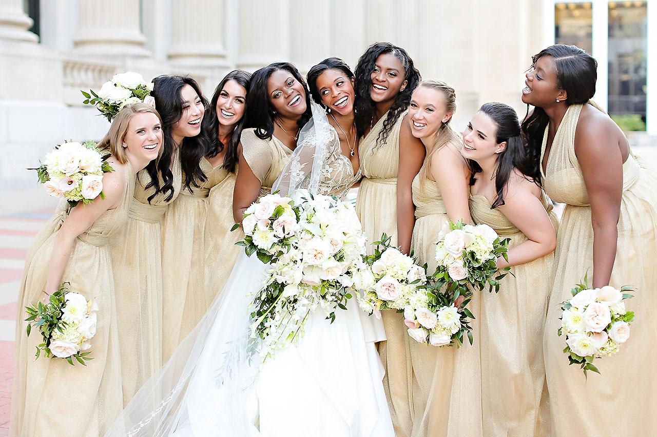 Joie Nikhil Indianapolis Christian Wedding 129