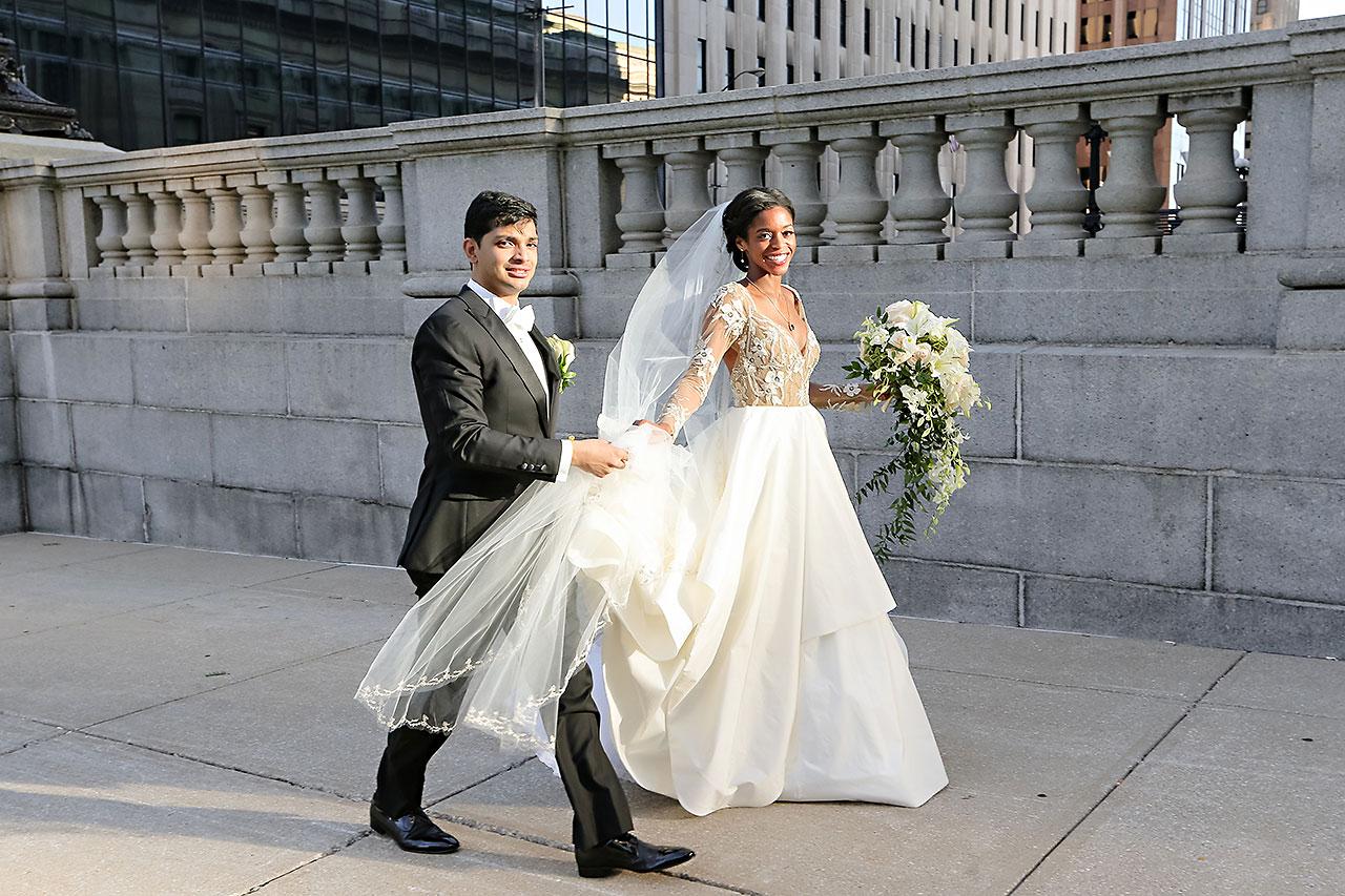 Joie Nikhil Indianapolis Christian Wedding 127