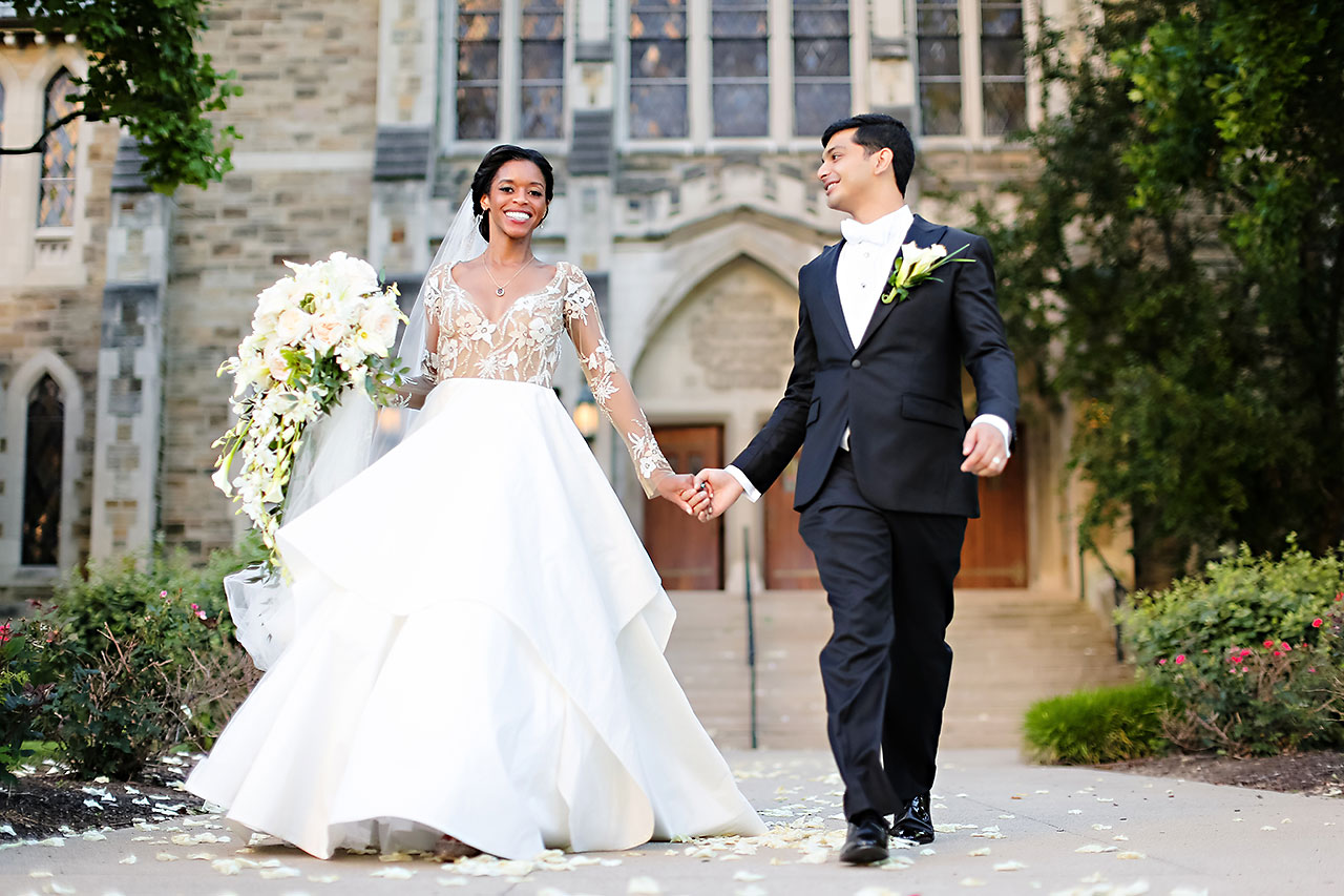 Joie Nikhil Indianapolis Christian Wedding 124