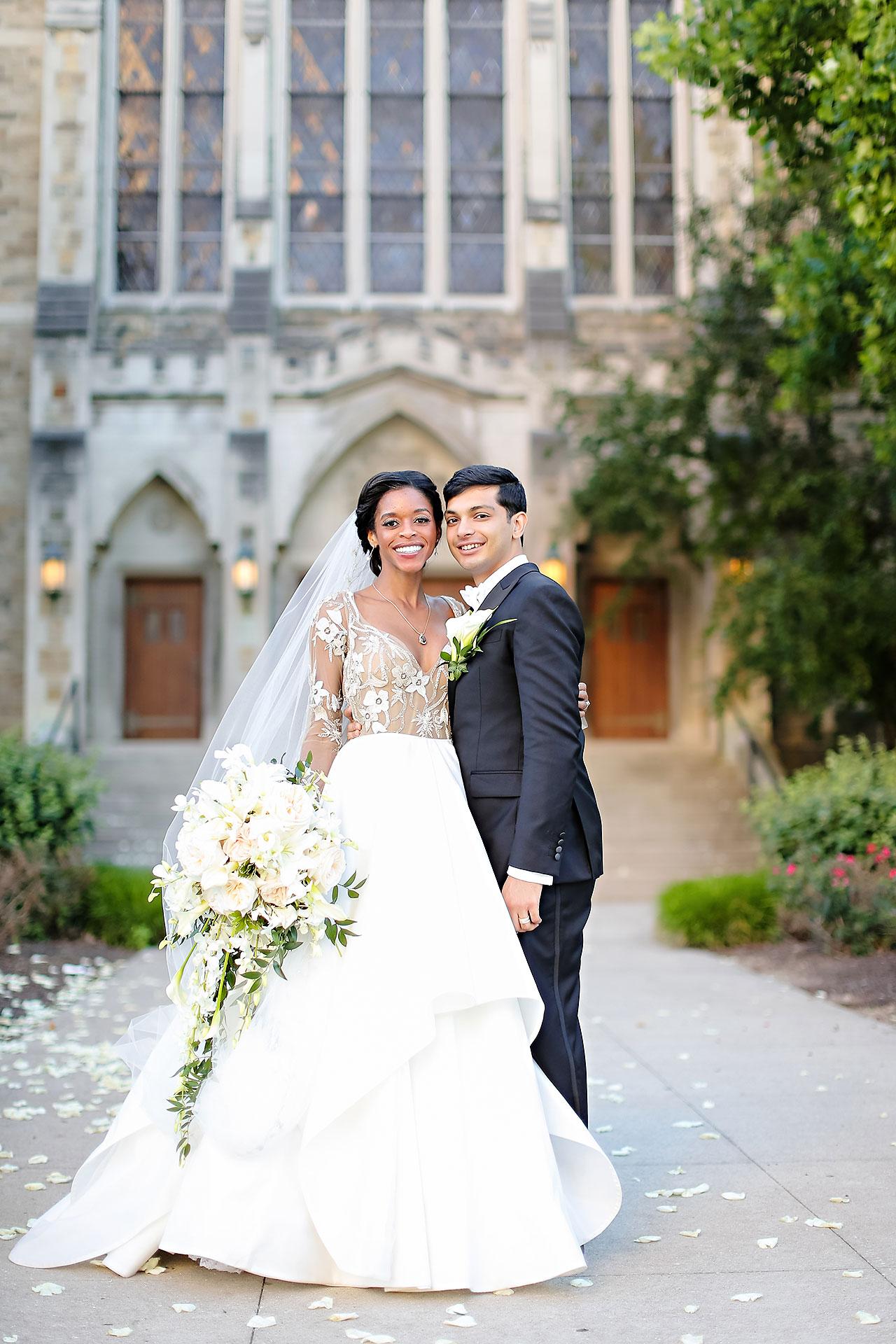 Joie Nikhil Indianapolis Christian Wedding 121