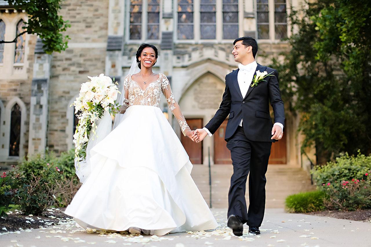 Joie Nikhil Indianapolis Christian Wedding 123