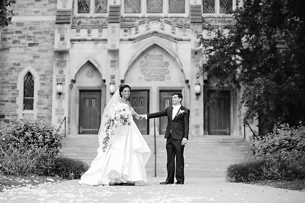 Joie Nikhil Indianapolis Christian Wedding 119