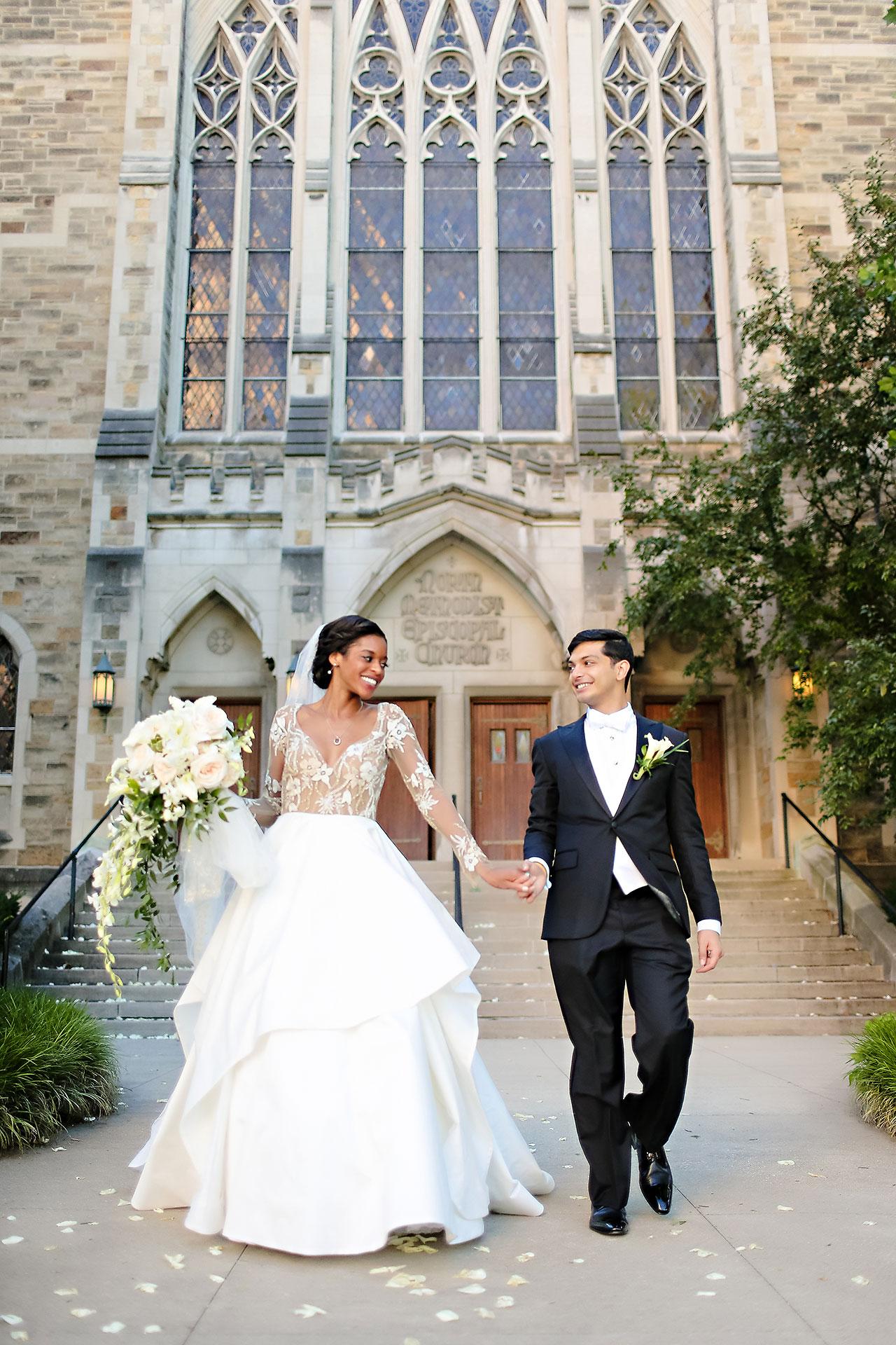Joie Nikhil Indianapolis Christian Wedding 120