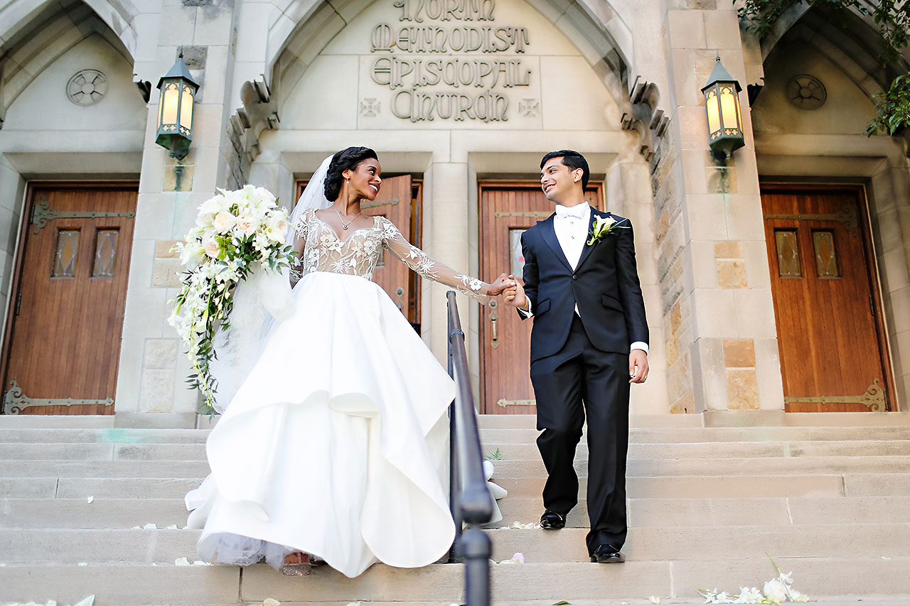 Joie Nikhil Indianapolis Christian Wedding 116