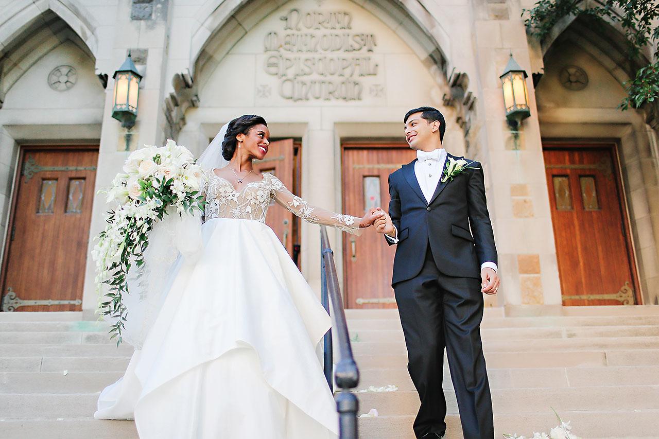 Joie Nikhil Indianapolis Christian Wedding 117