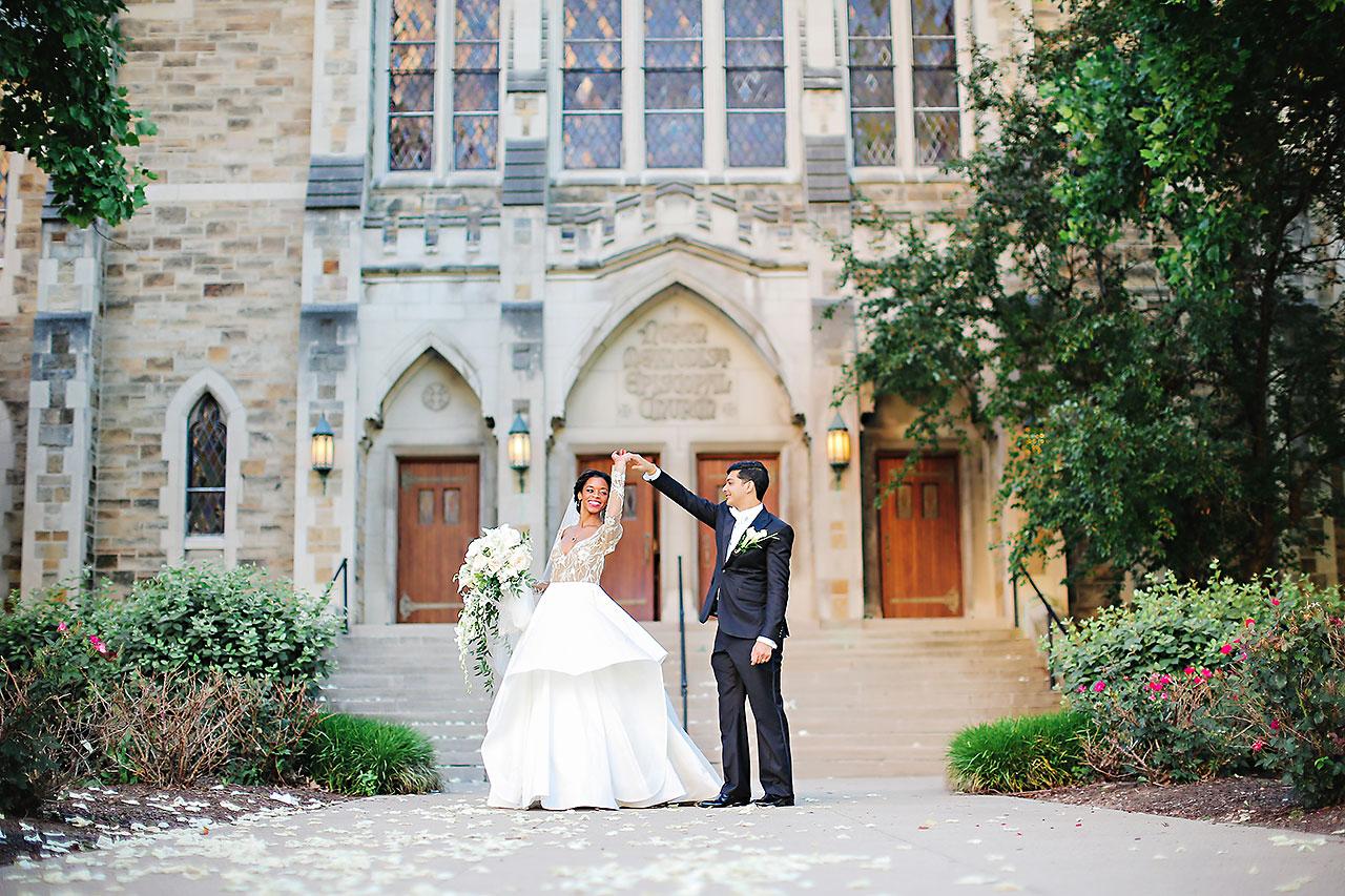 Joie Nikhil Indianapolis Christian Wedding 118