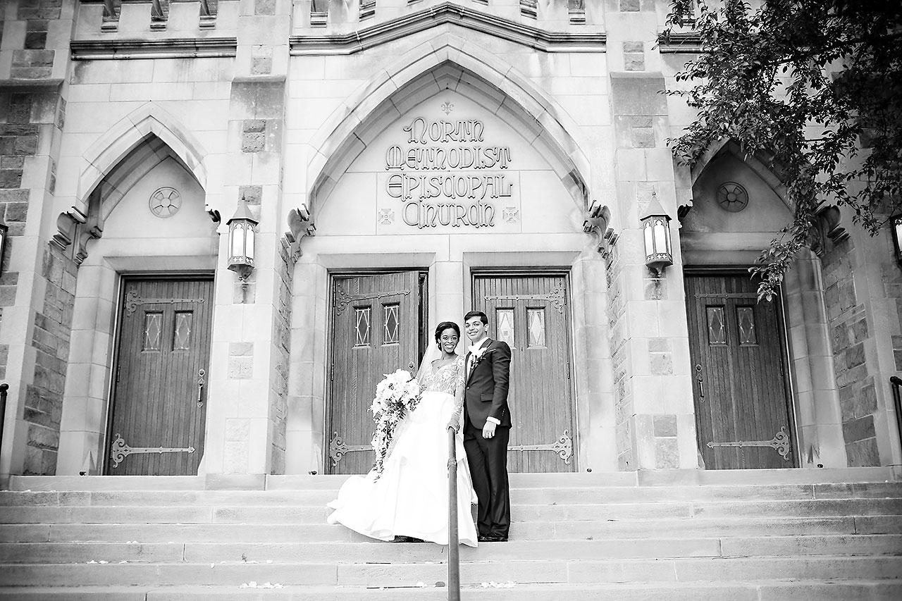 Joie Nikhil Indianapolis Christian Wedding 115