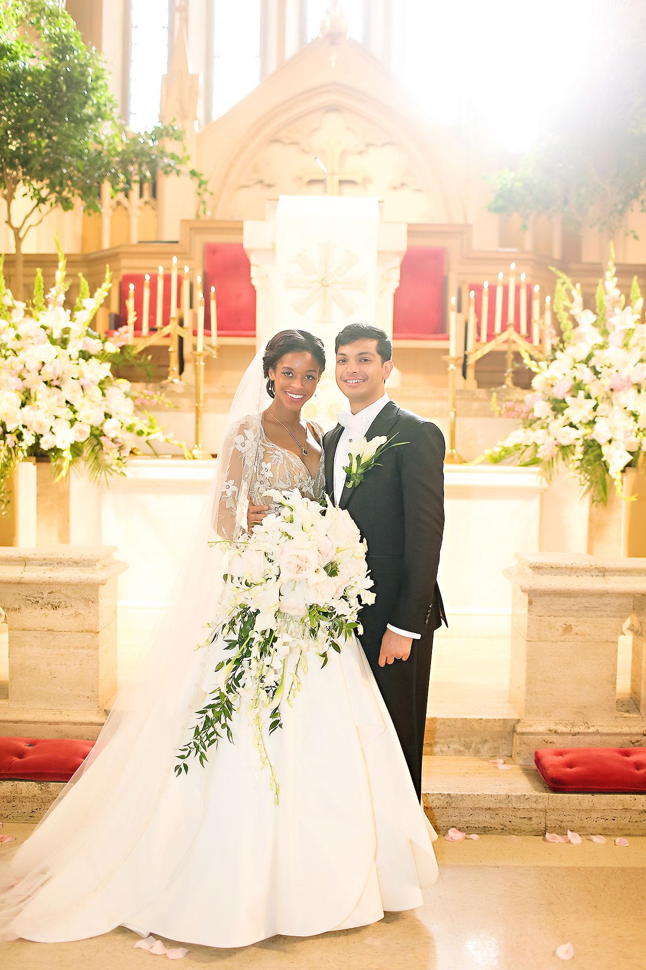 Joie Nikhil Indianapolis Christian Wedding 111