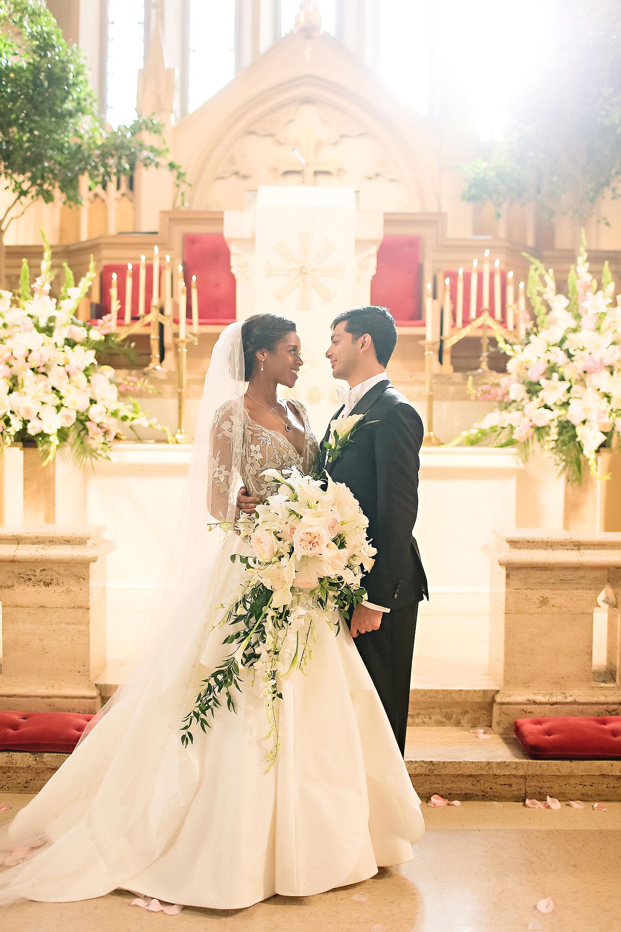 Joie Nikhil Indianapolis Christian Wedding 113