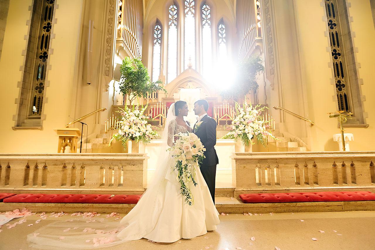 Joie Nikhil Indianapolis Christian Wedding 110