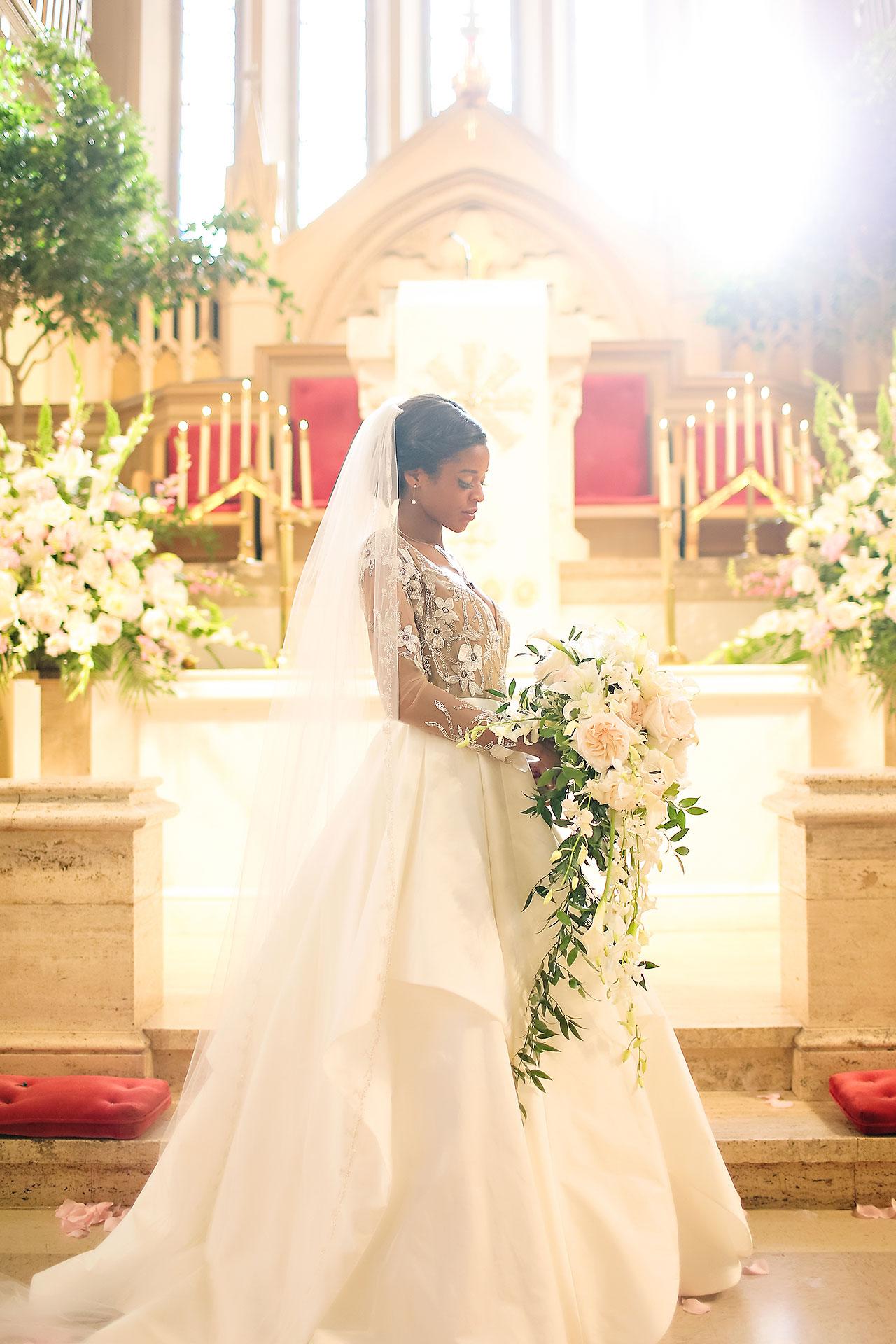 Joie Nikhil Indianapolis Christian Wedding 106