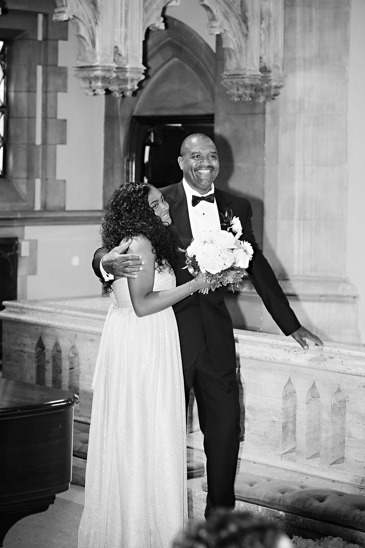 Joie Nikhil Indianapolis Christian Wedding 104