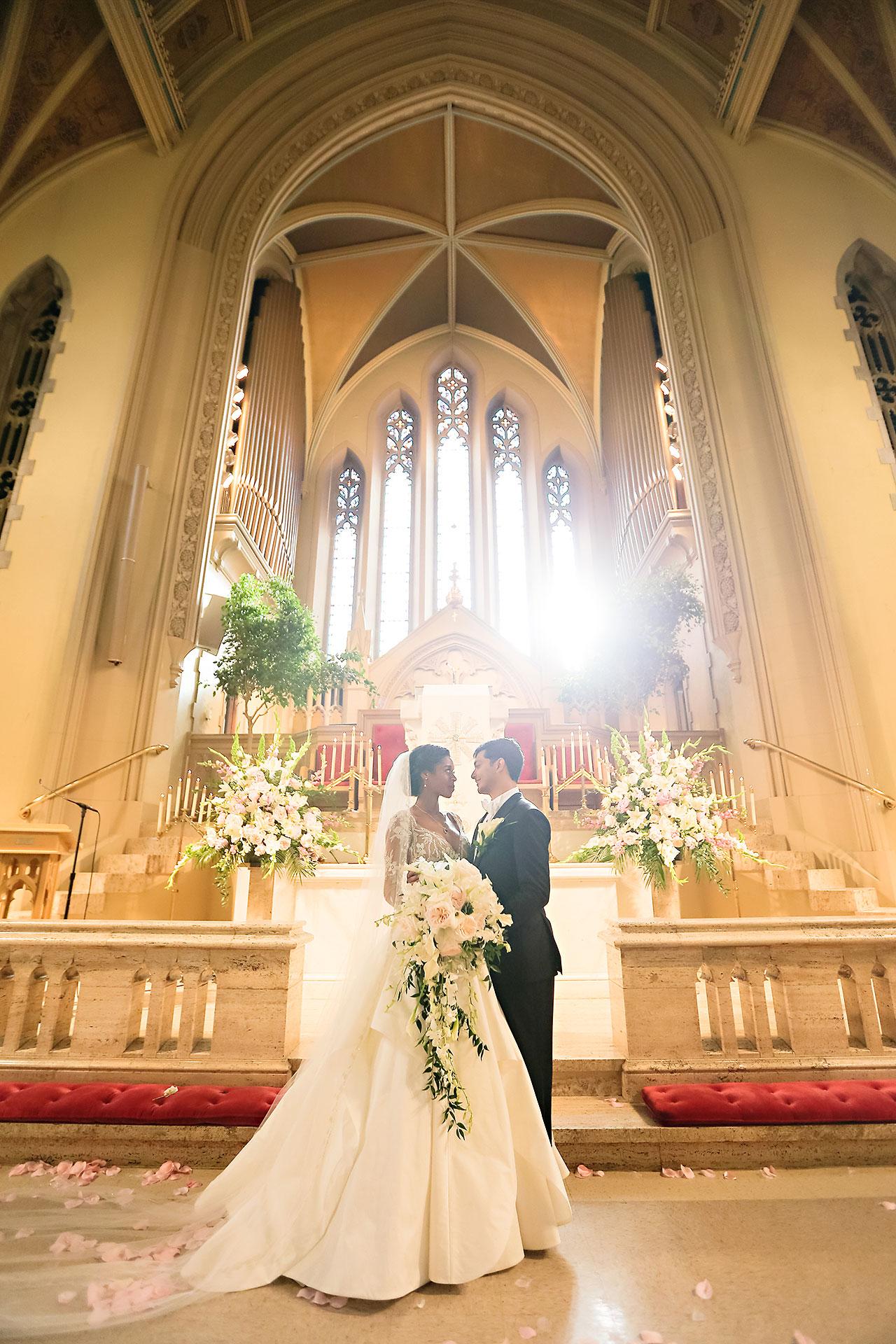 Joie Nikhil Indianapolis Christian Wedding 102