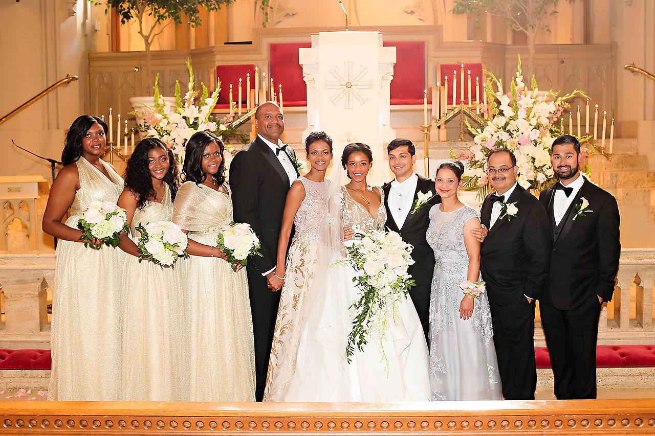 Joie Nikhil Indianapolis Christian Wedding 099
