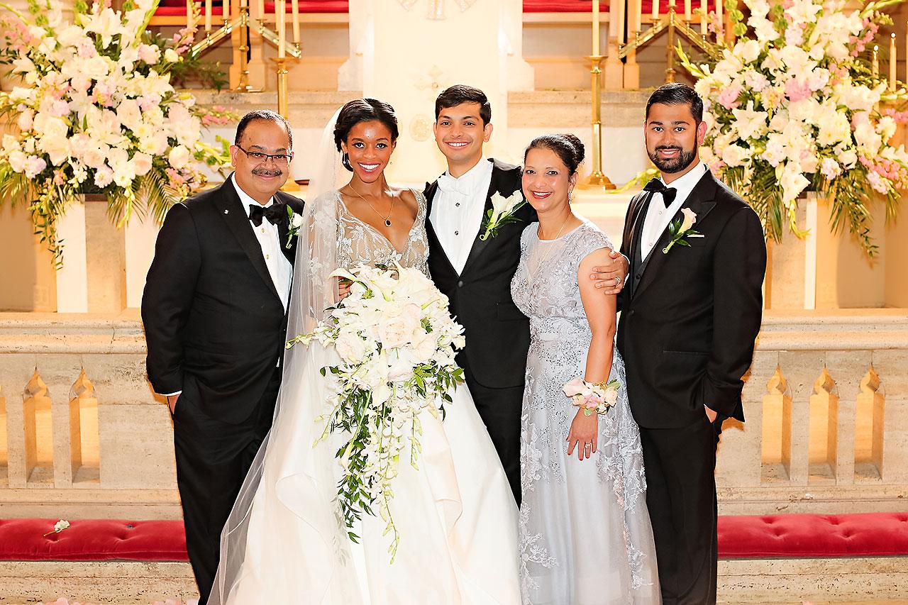 Joie Nikhil Indianapolis Christian Wedding 100