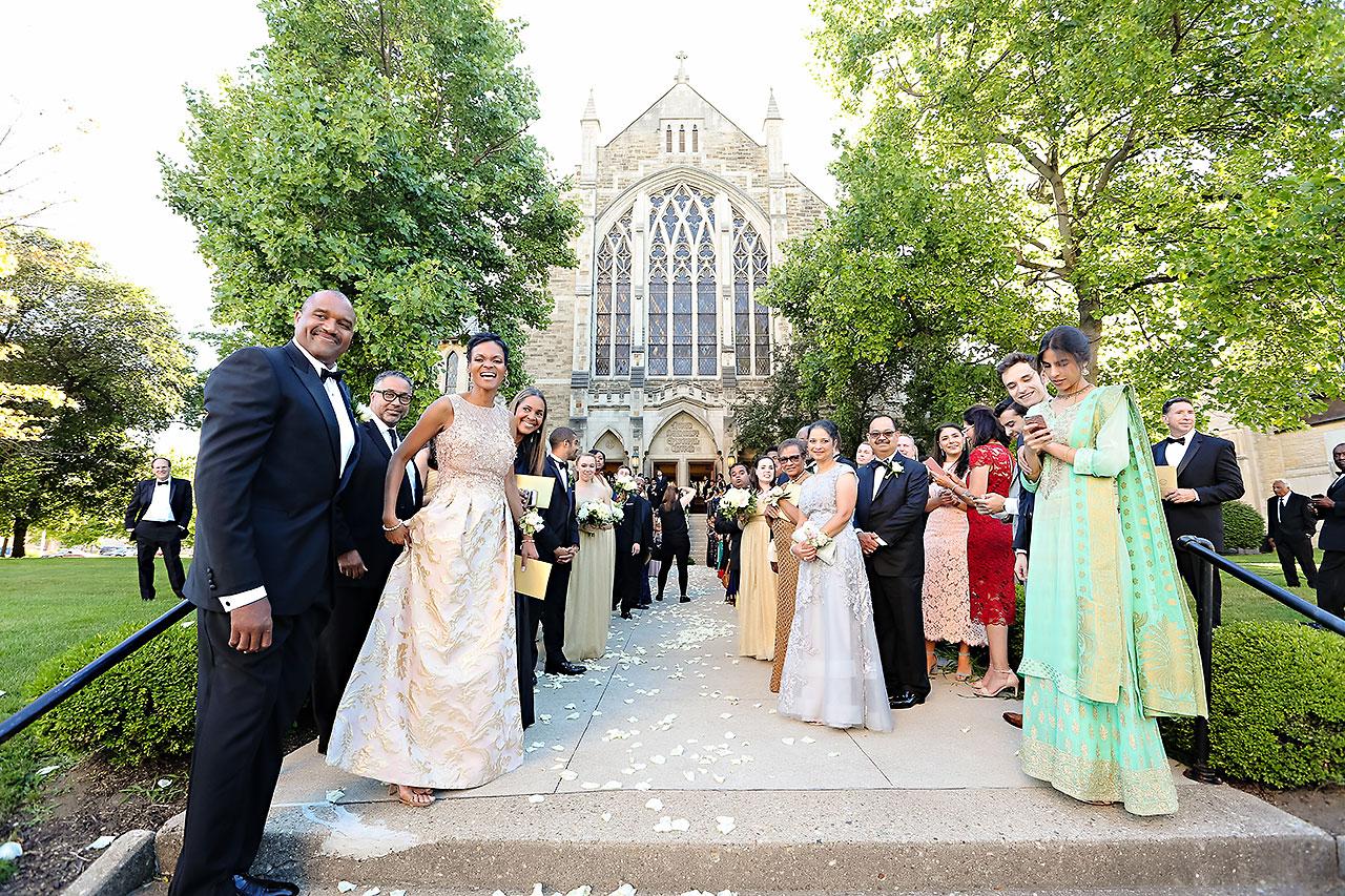 Joie Nikhil Indianapolis Christian Wedding 096