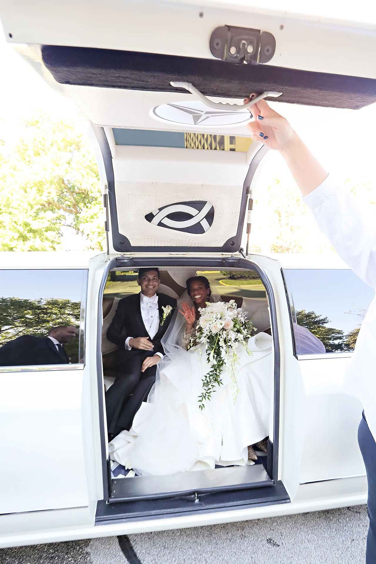 Joie Nikhil Indianapolis Christian Wedding 097