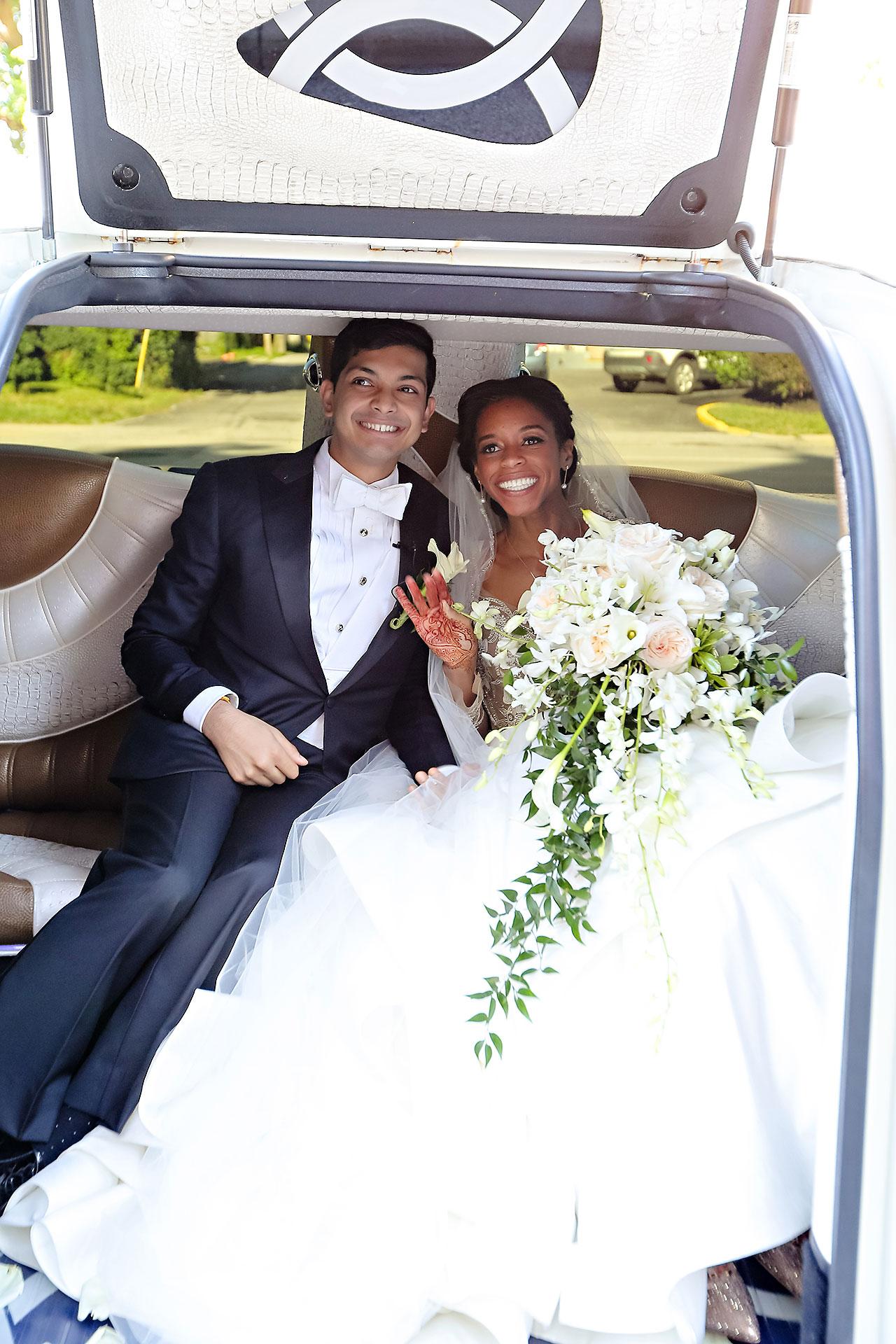 Joie Nikhil Indianapolis Christian Wedding 098