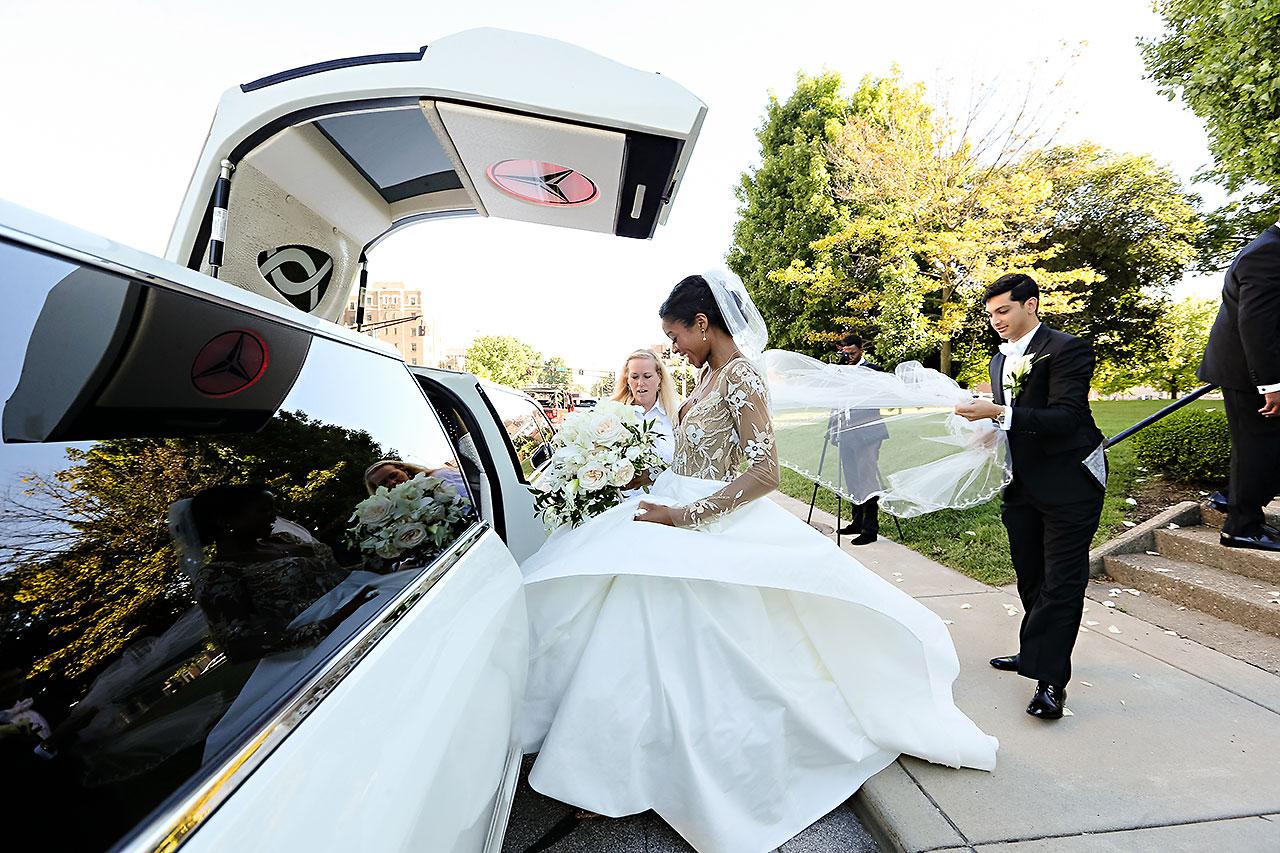 Joie Nikhil Indianapolis Christian Wedding 095
