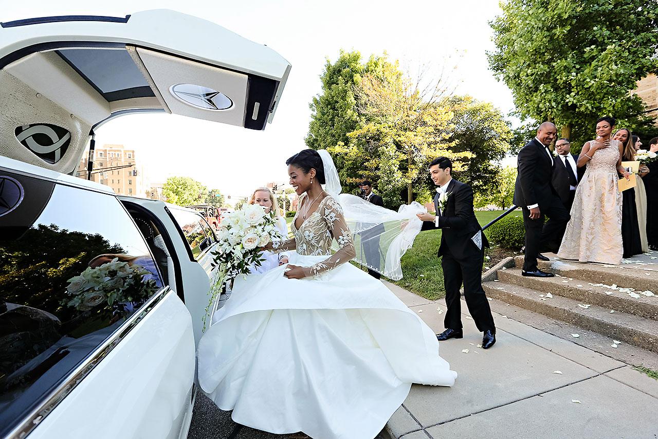 Joie Nikhil Indianapolis Christian Wedding 094